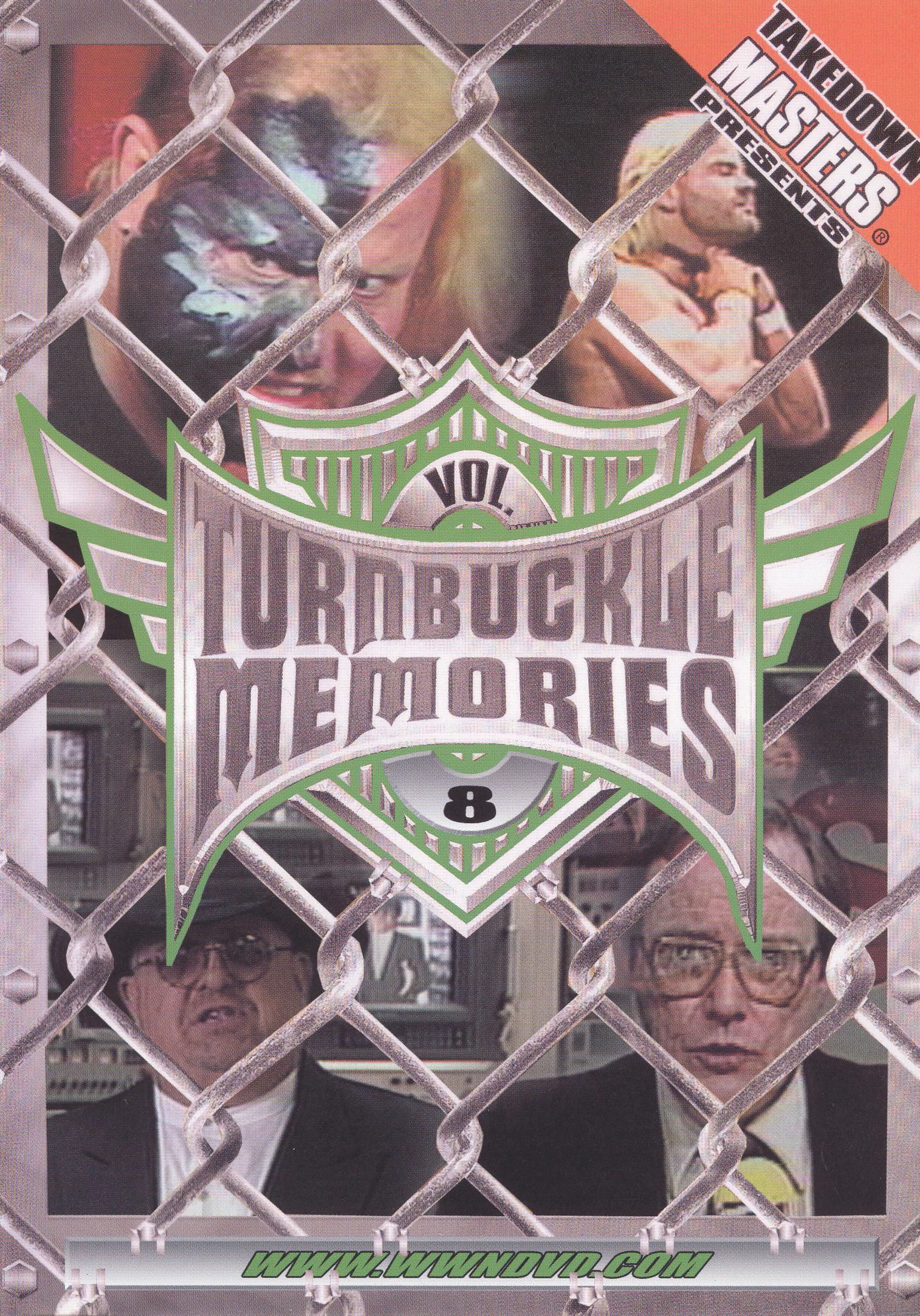 Takedown Masters: Turnbuckle Memories, Vol. 8