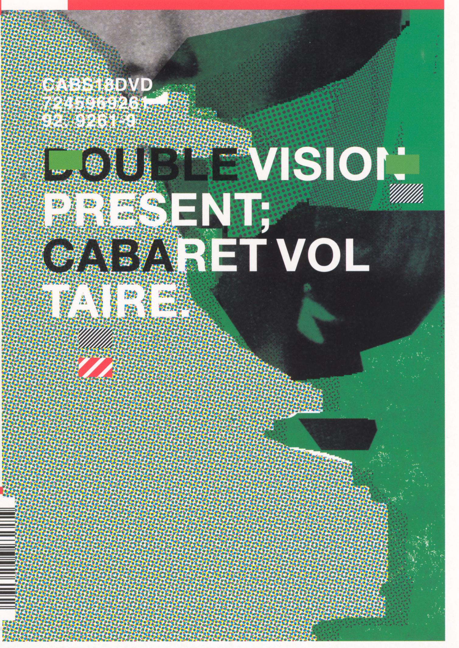 Double Vision Present; Cabaret Voltaire