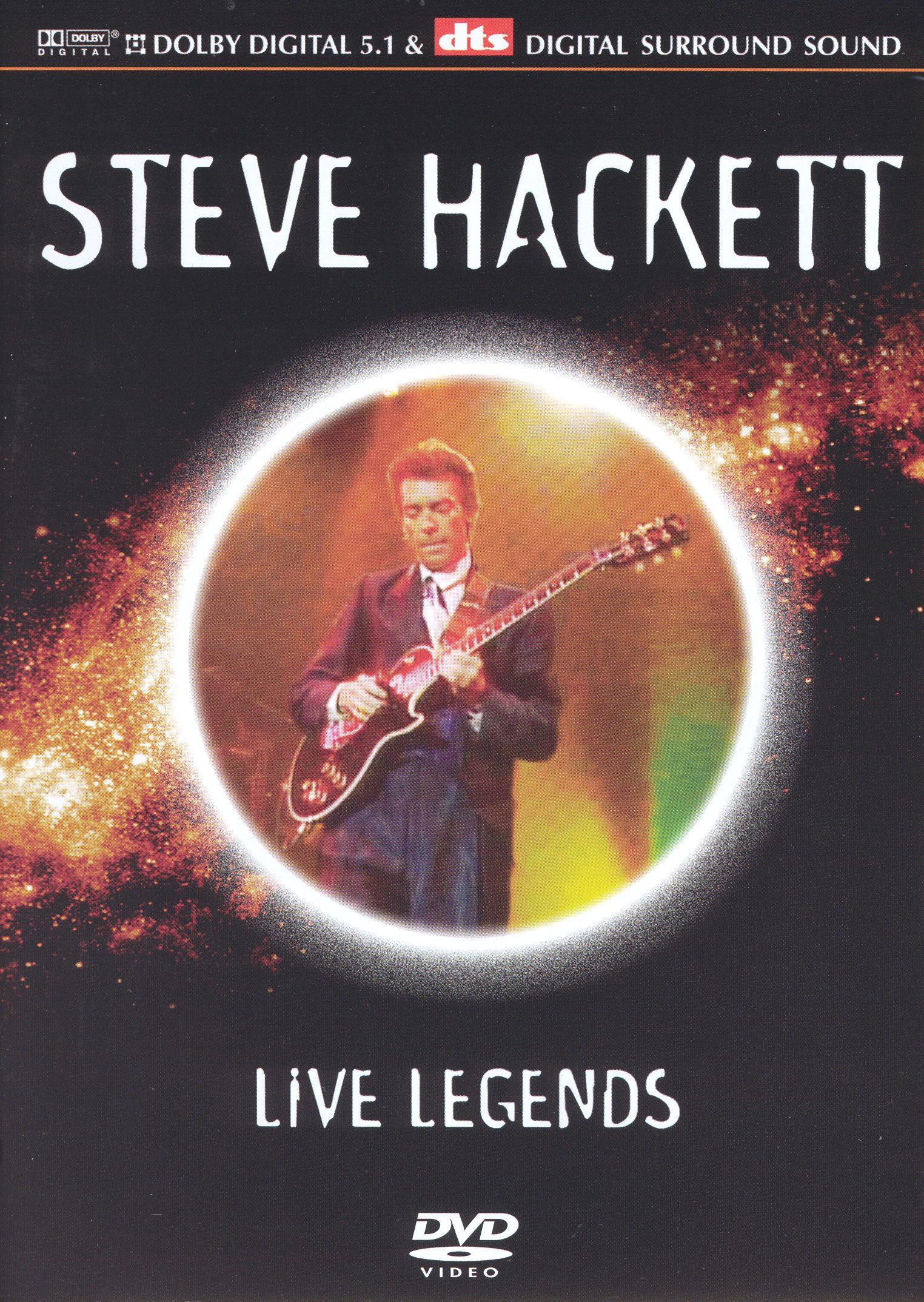 Steve Hackett: The Anthology