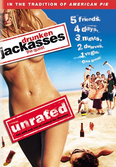 Drunken Jackasses: The Quest