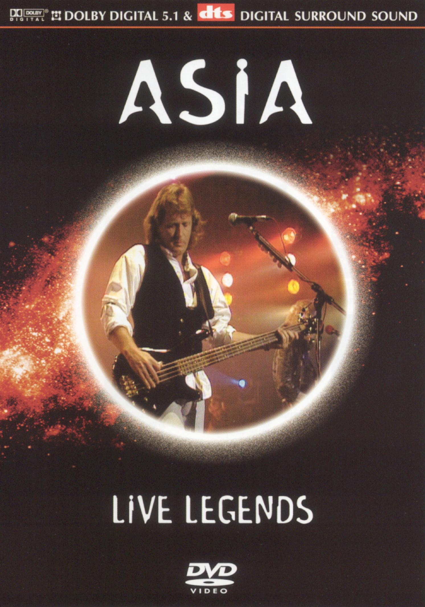 Asia: Live Legends