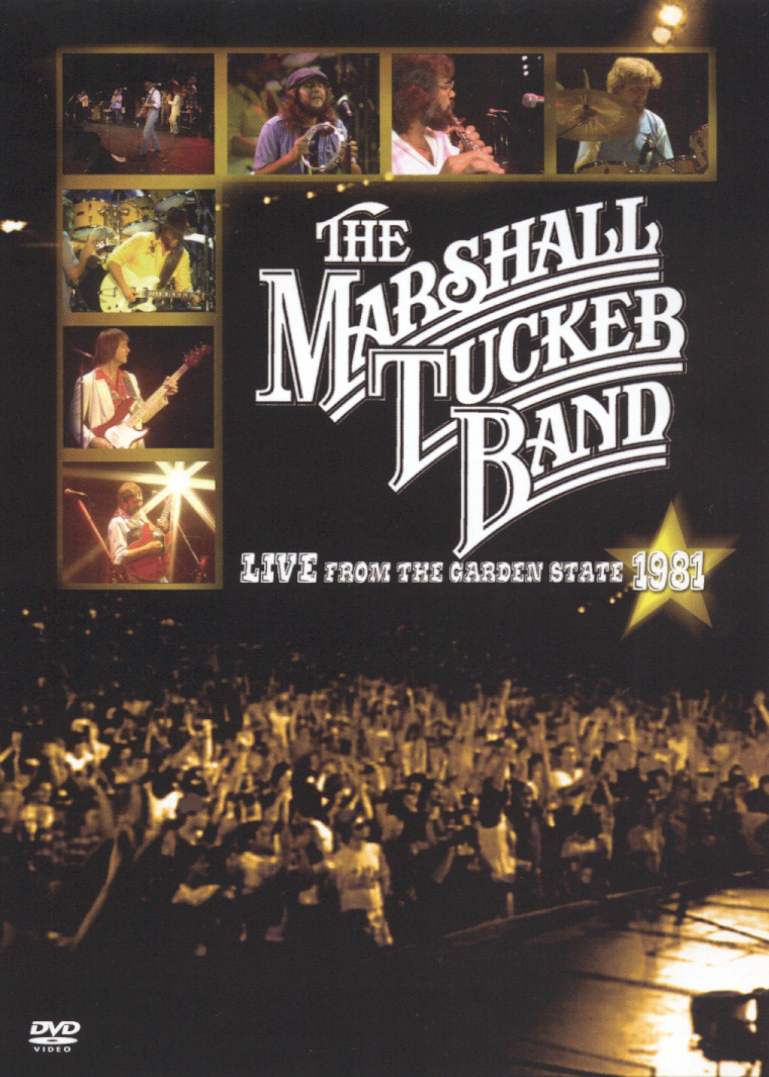 The Marshall Tucker Band: Live From the Garden State 1981