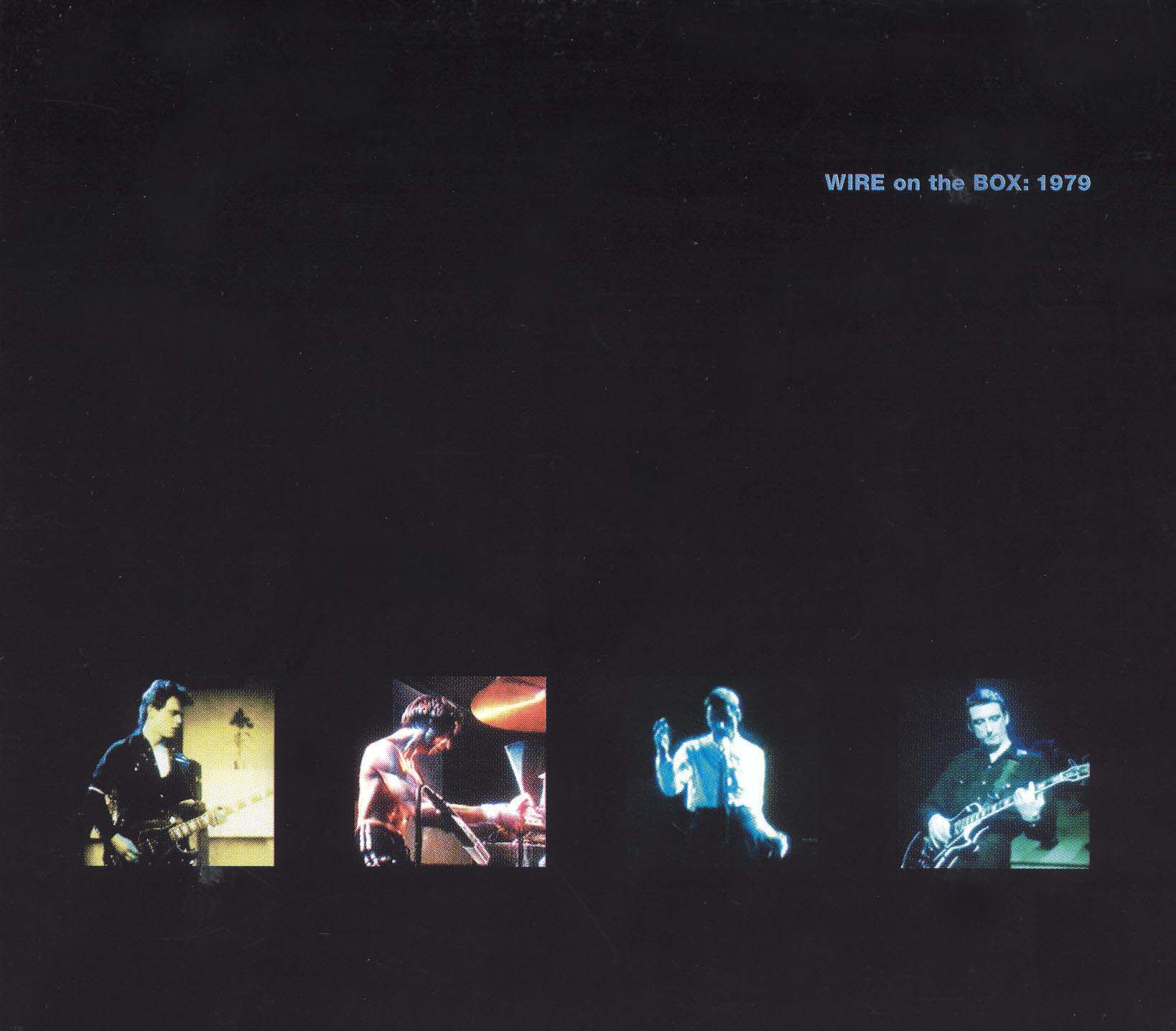 Wire: On the Box 1979