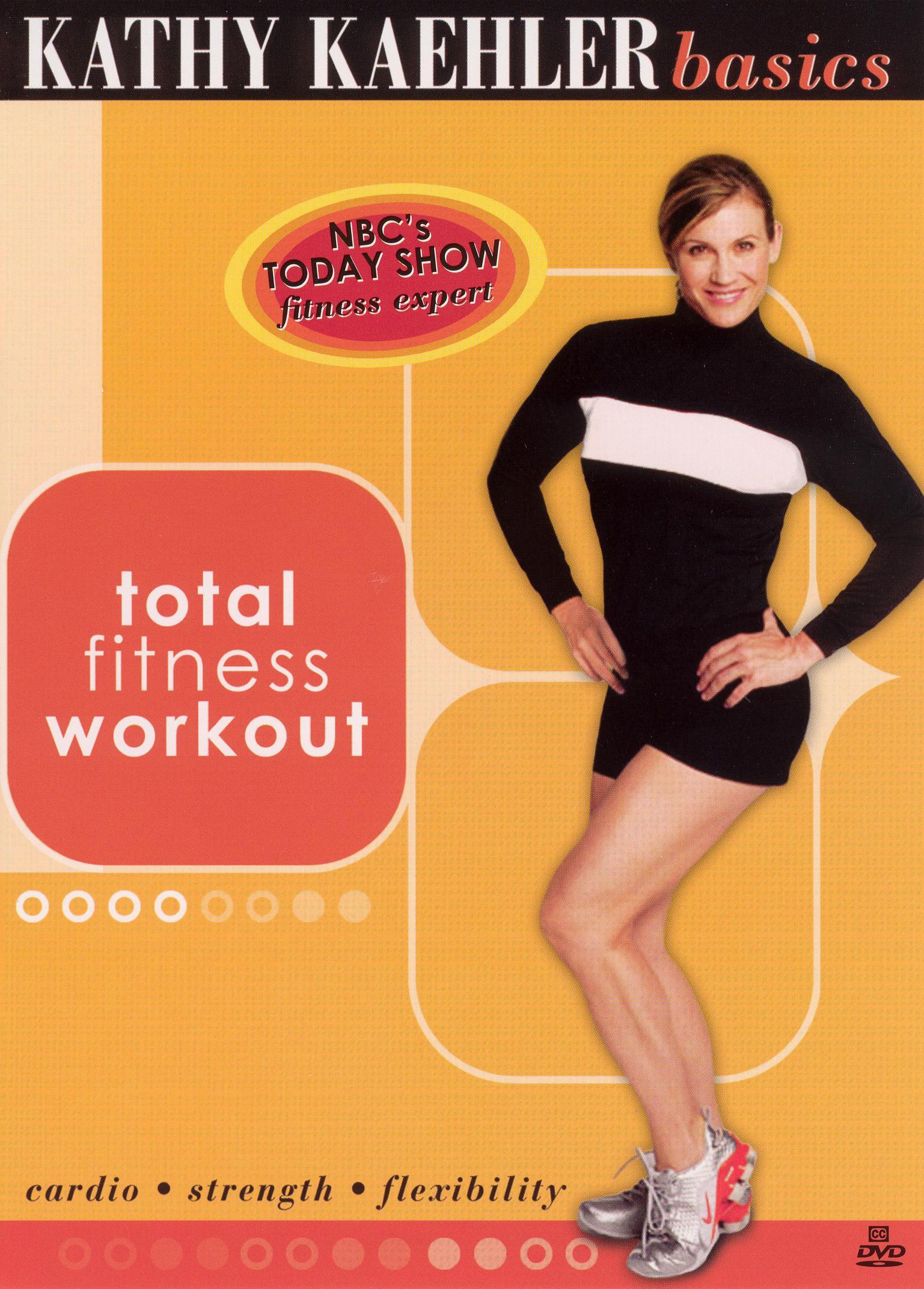 Kathy Kaehler Basics: Total Fitness Workout