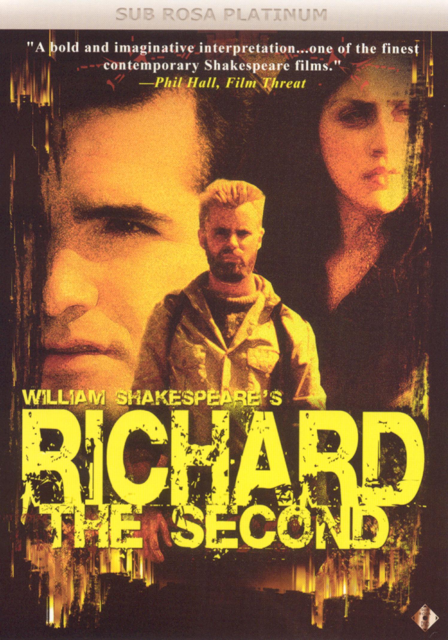 William Shakespeare's Richard the Second
