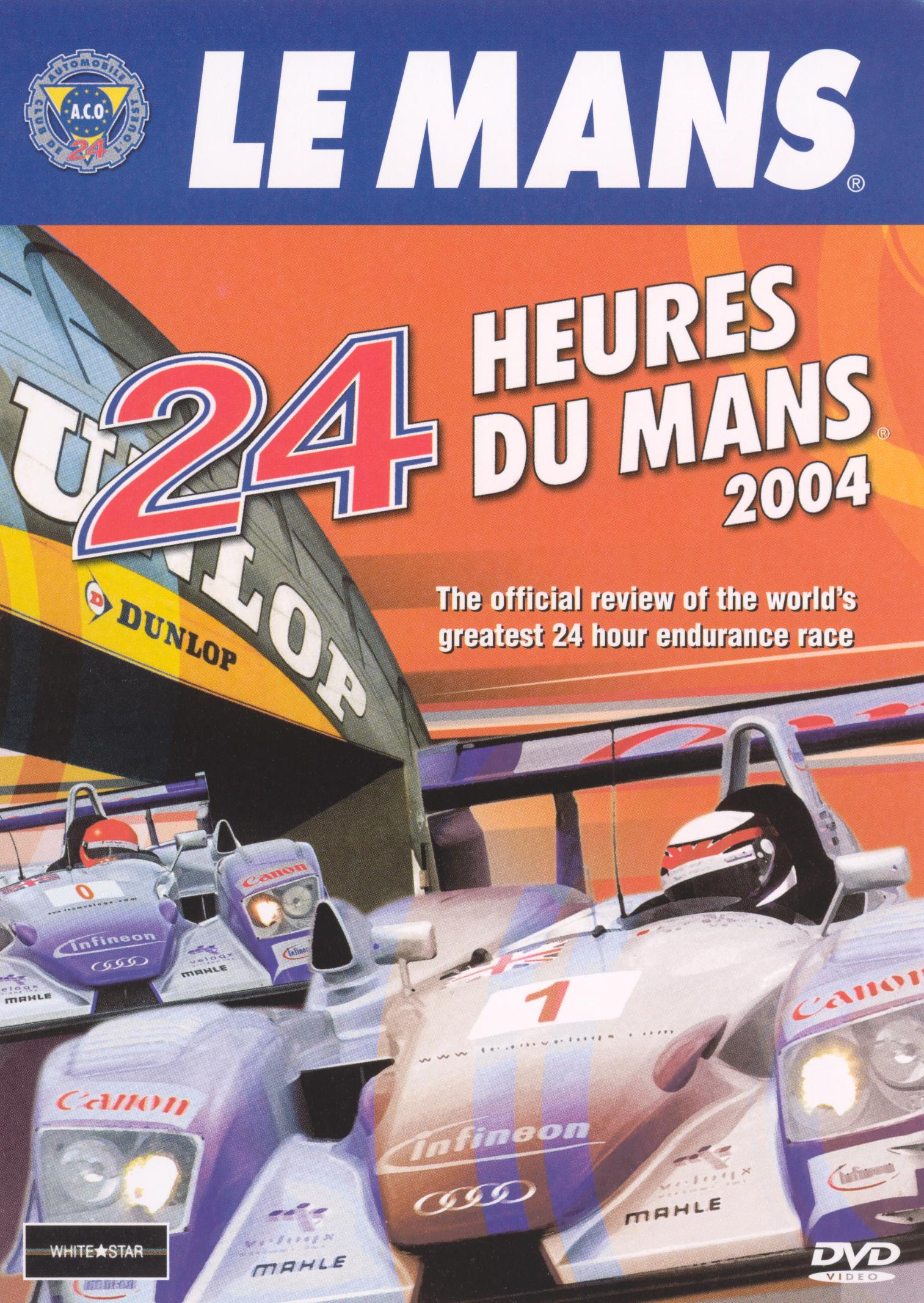 24 Heures du Mans: Le Mans 2004 Official Review