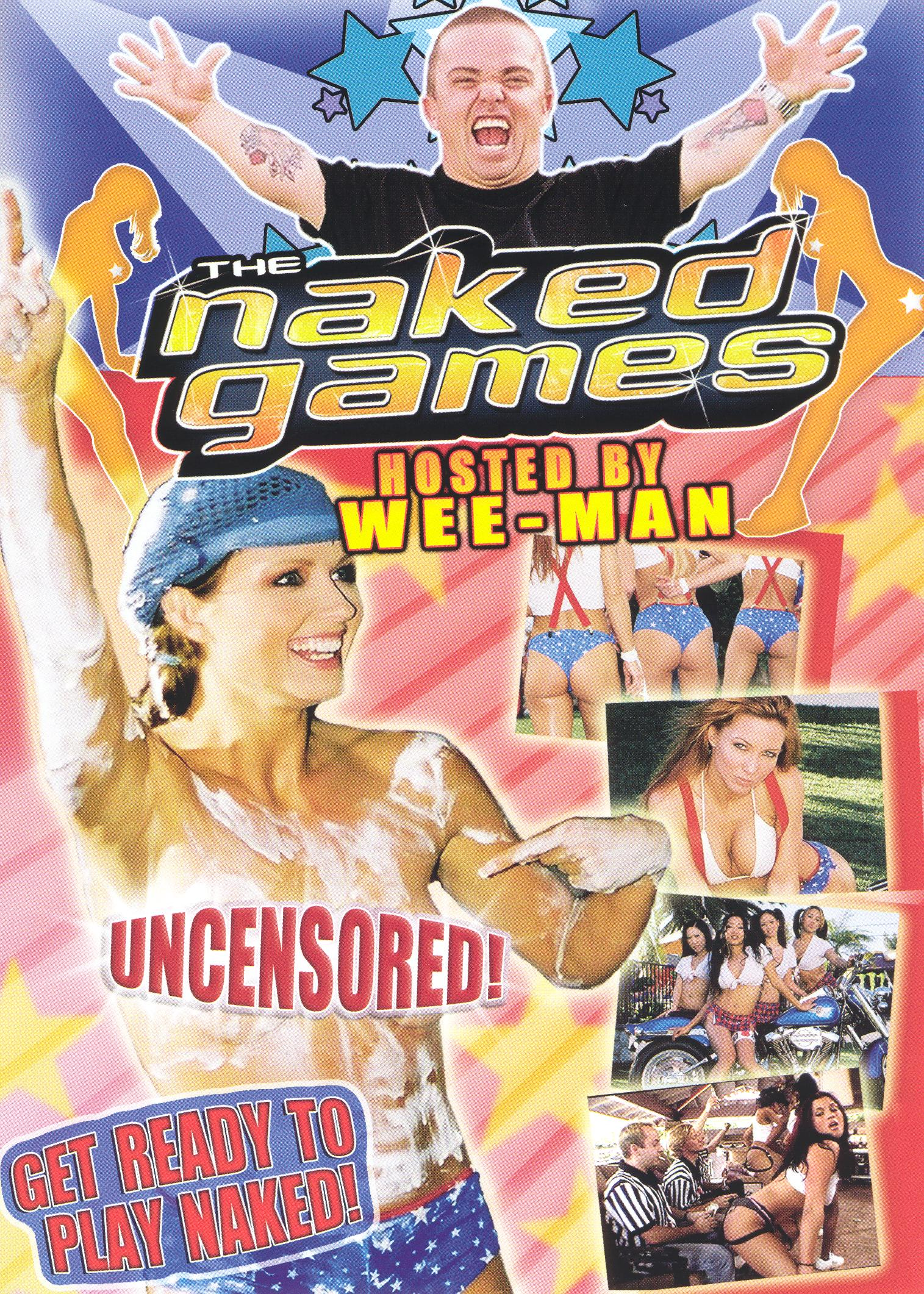 The Naked Games, Vol. 1