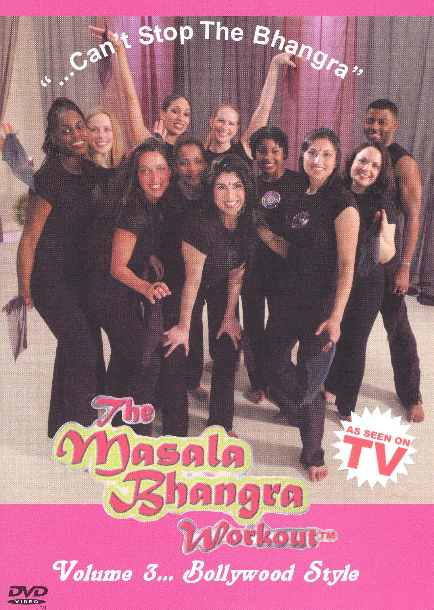 Masala Bhangra Workout, Vol. 3: Bollywood Style