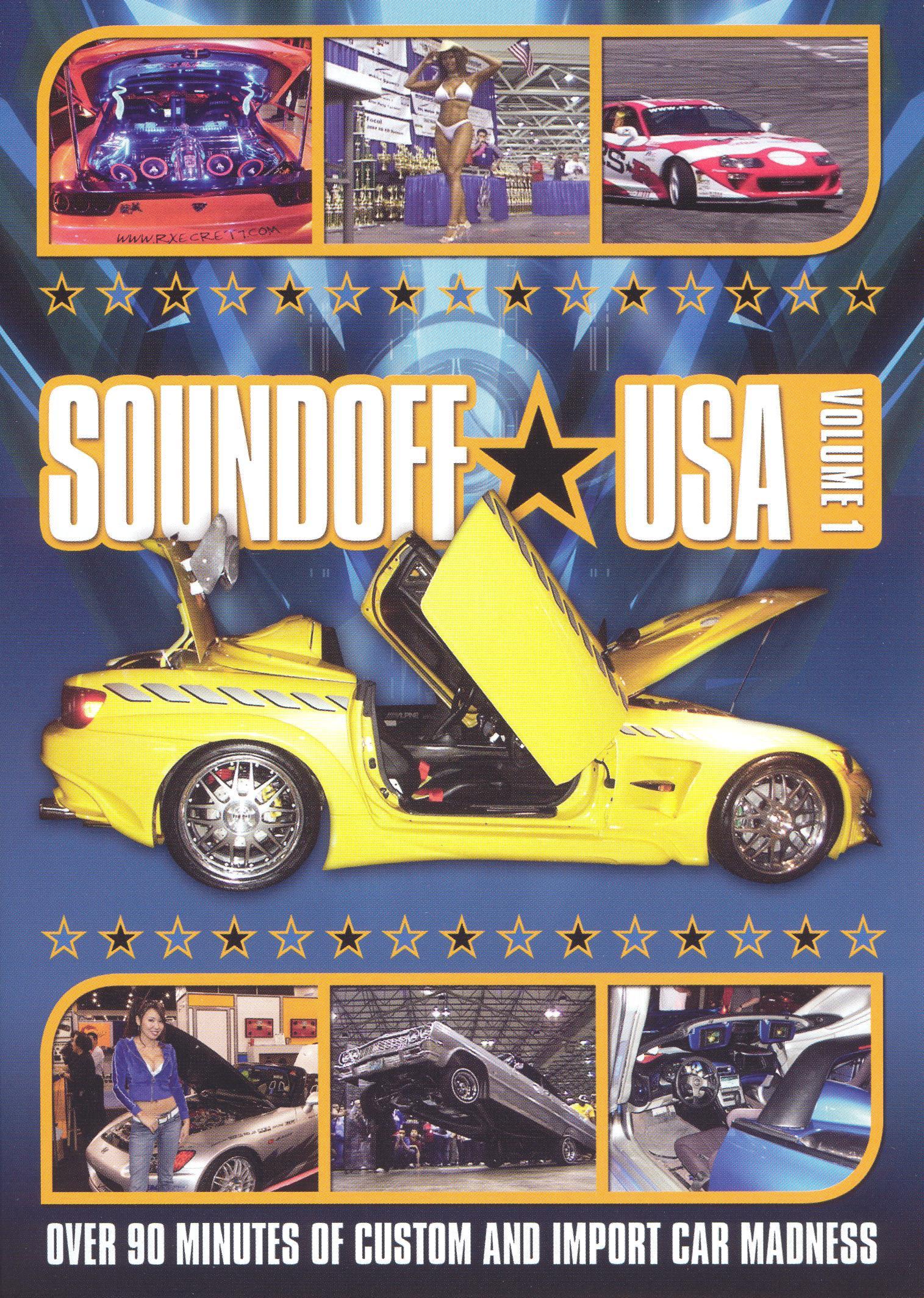 SoundOff USA, Vol. 1