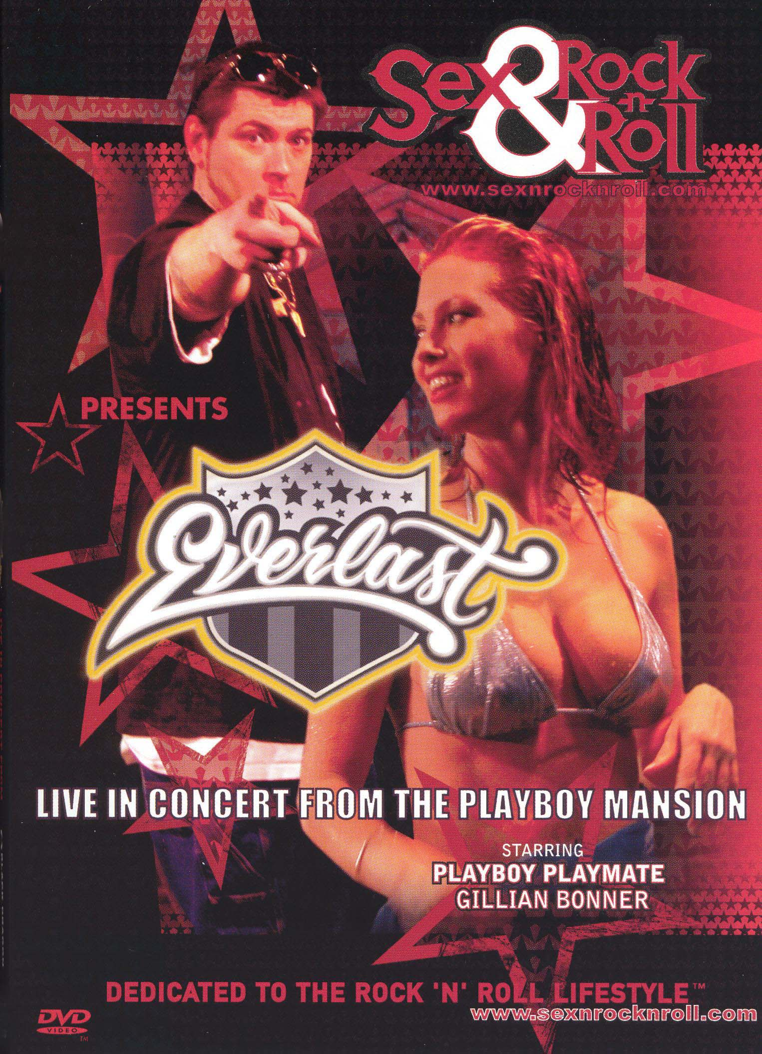 Sex & Rock-n-Roll Presents: Everlast - Live in Concert from the Playboy Mansion