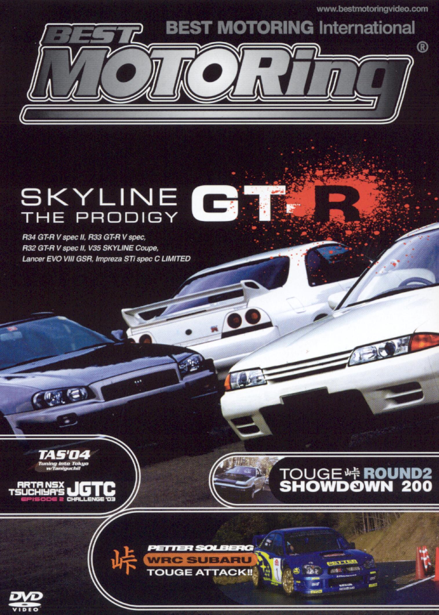 Best Motoring: Skyline GT-R - The Prodigy