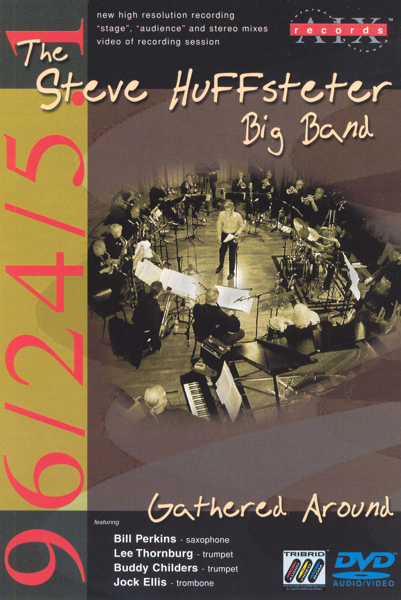 The Steve Huffsteter Big Band: Gathered Around