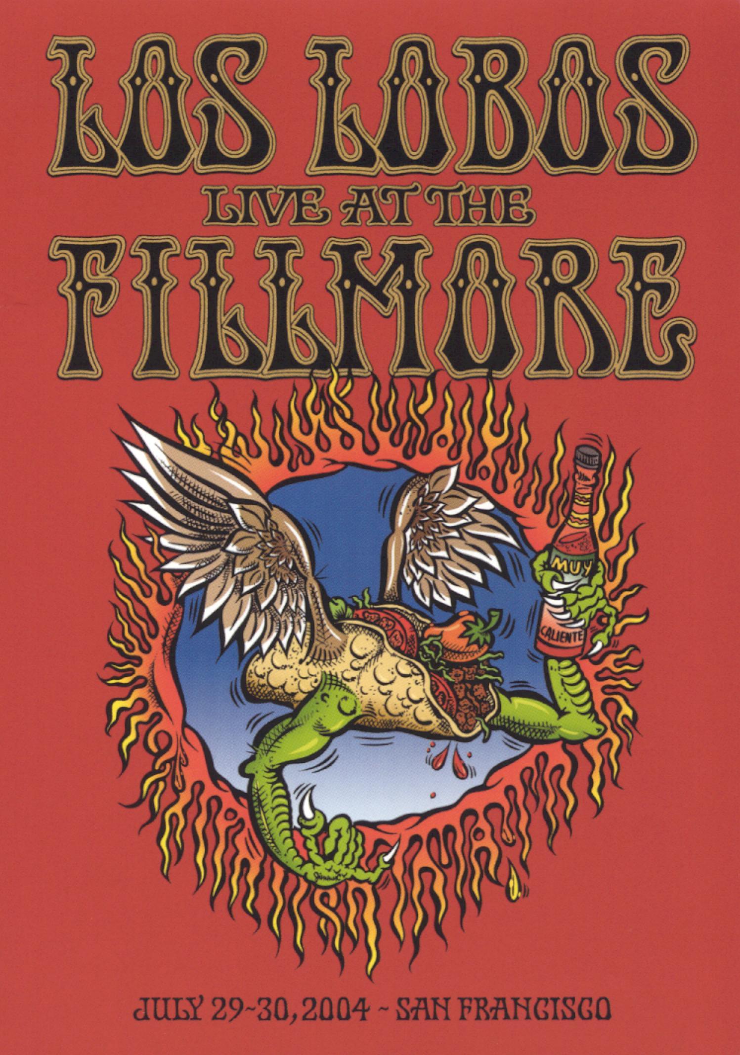 Los Lobos: Live at the Fillmore