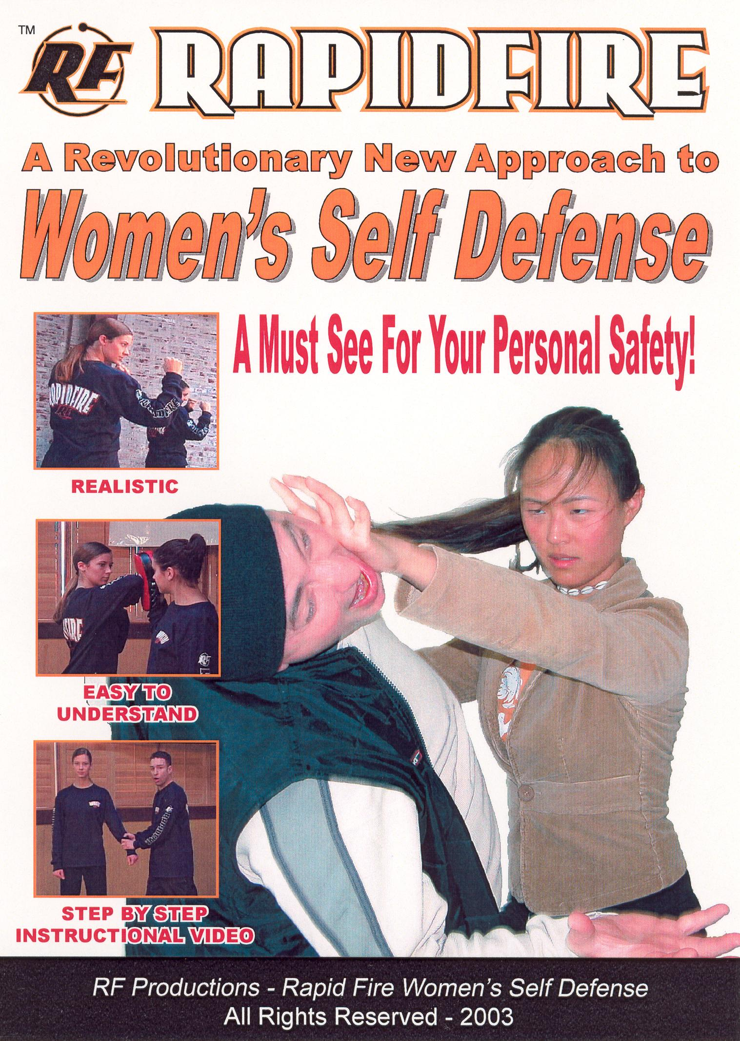 Rapid Fire Women's Self Defense