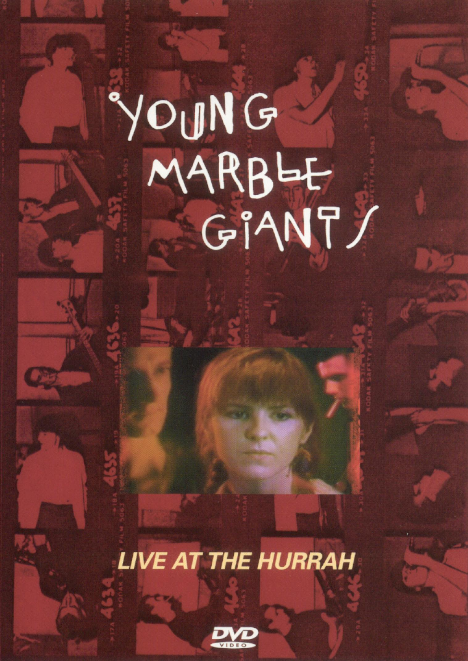 The Young Marble Giants: Live at the Hurrah Club