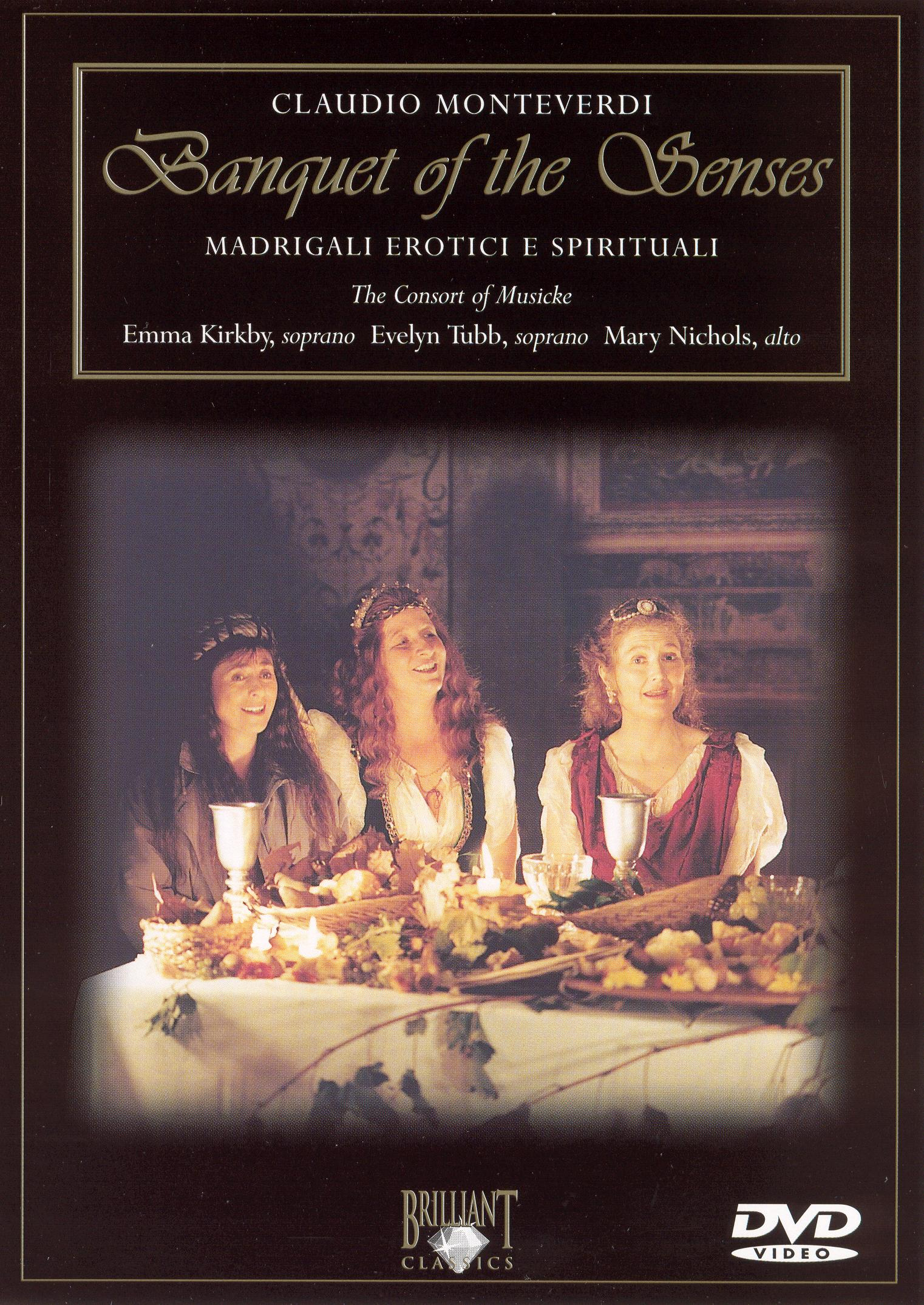 Banquet of the Senses: Madragli Erotici e Spirituali