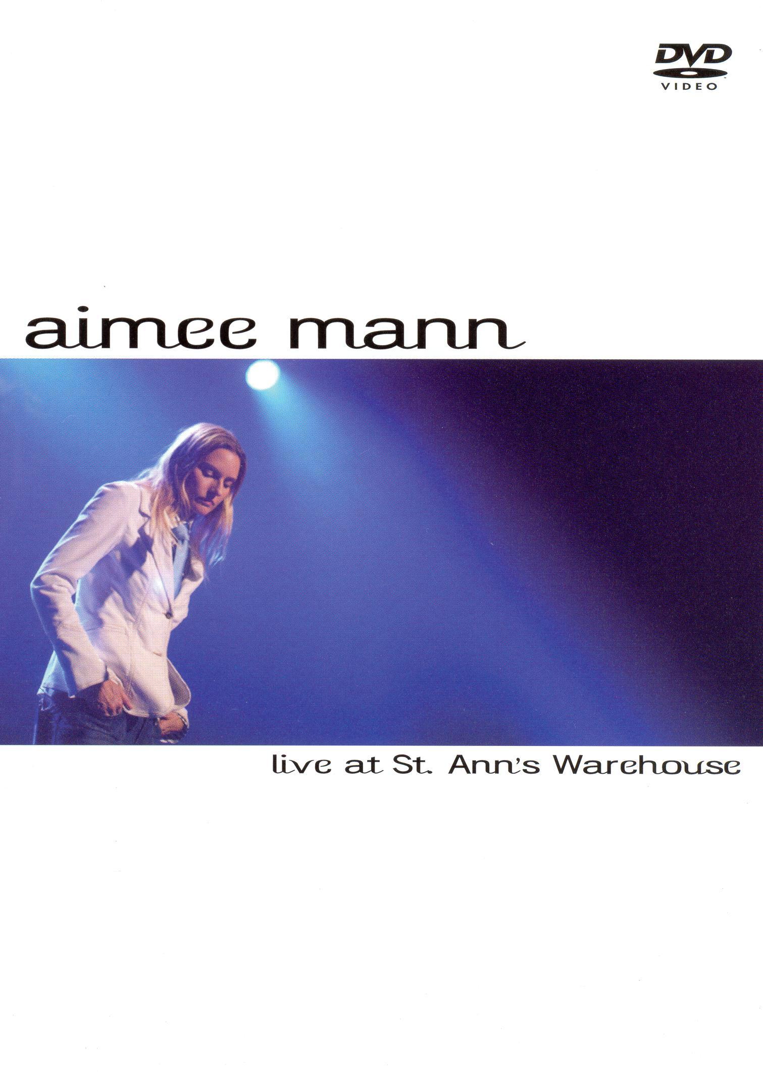 Aimee Mann: Live at St. Ann's Warehouse