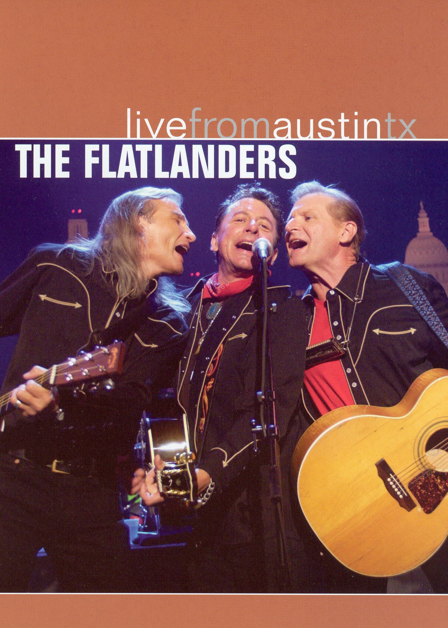 Live From Austin TX: The Flatlanders