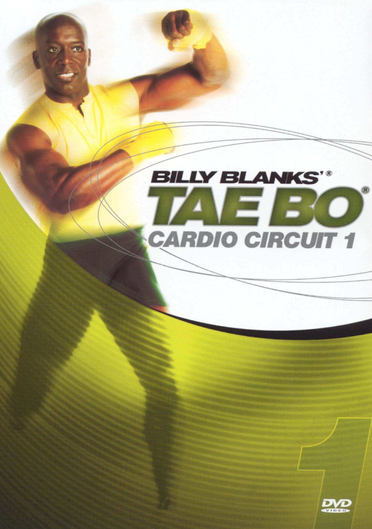 Billy Blanks: Tae Bo Cardio Circuit 1