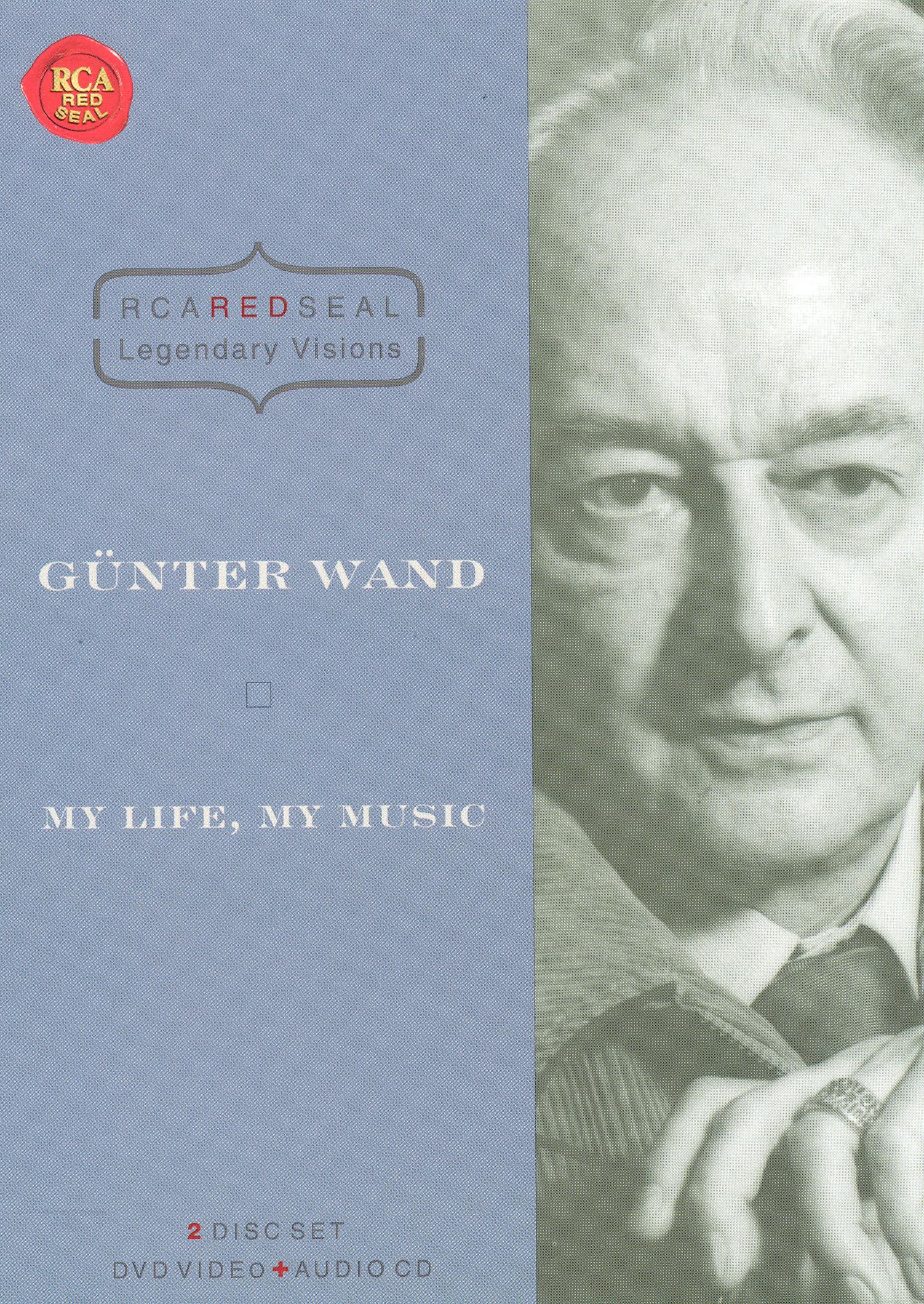 Günter Wand: My Life, My Music