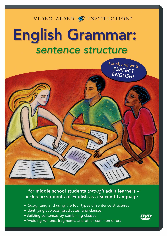 English Grammar: Sentence Structure