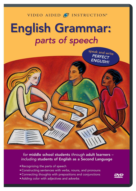 English Grammar: Parts of Speech