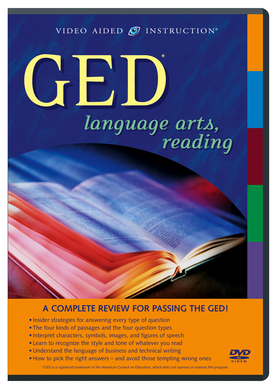 GED Language Arts, Reading