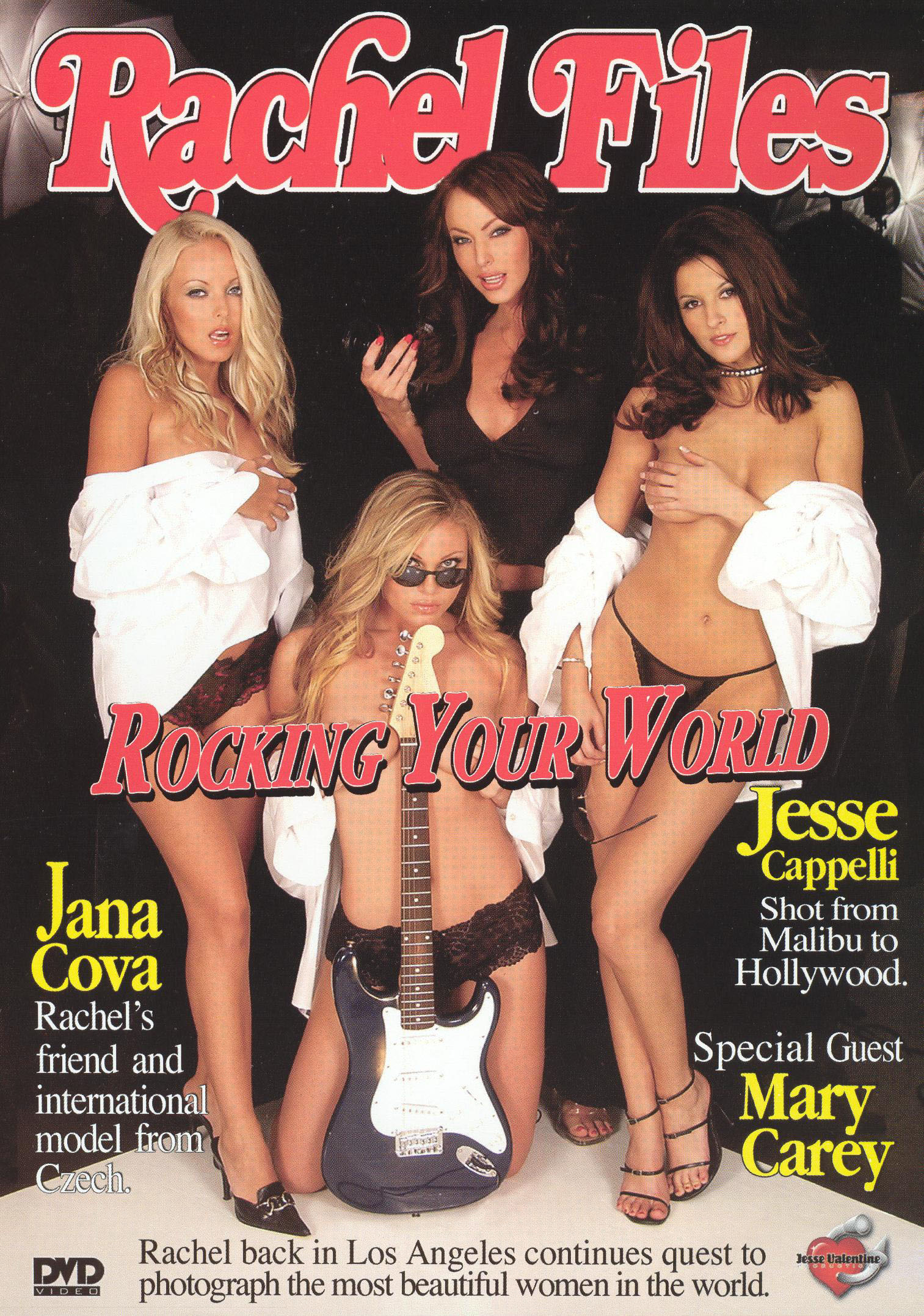 Rachel Files: Rocking Your World