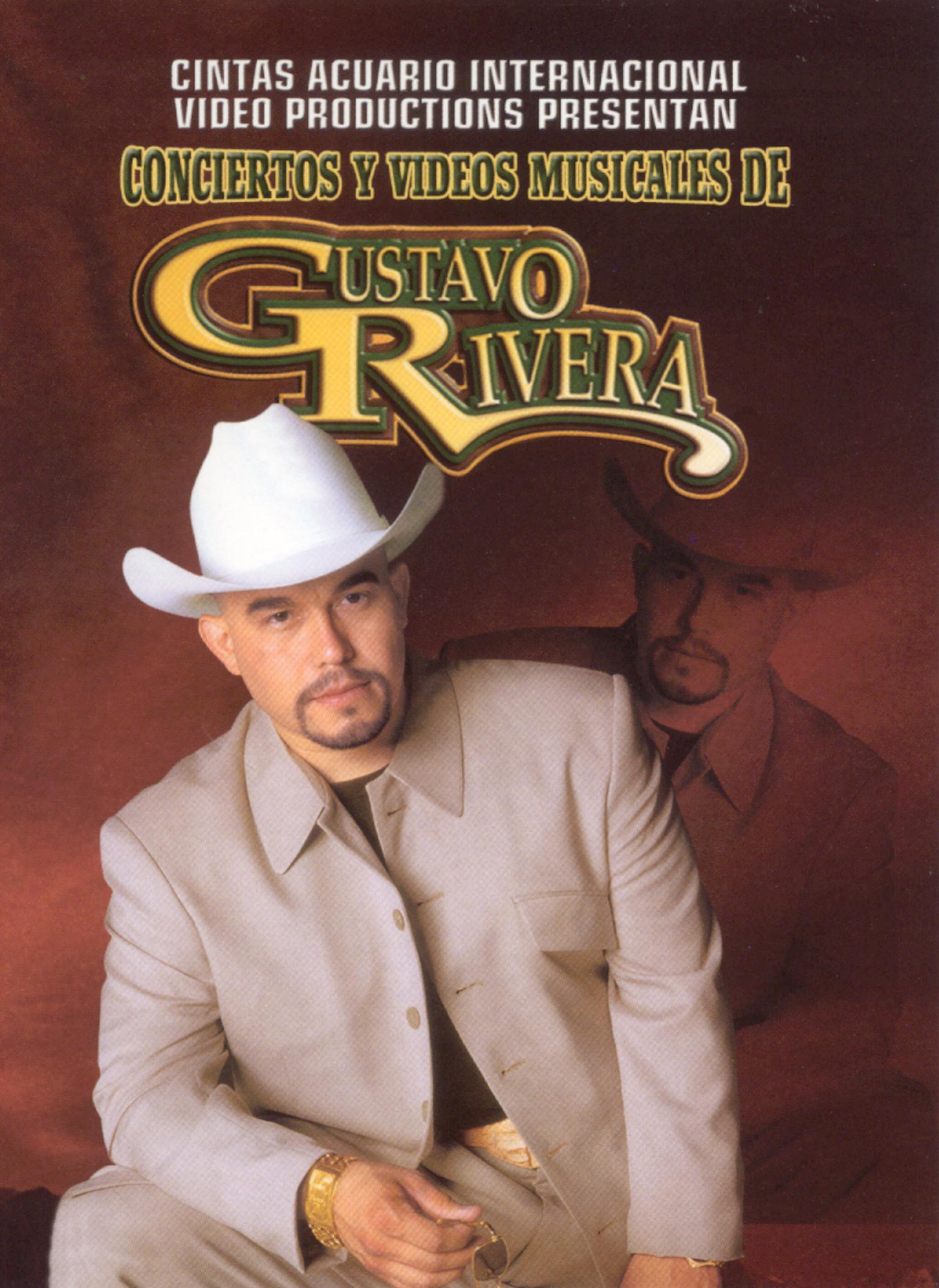 Conciertos y Videos Musicales de Gustavo Rivera