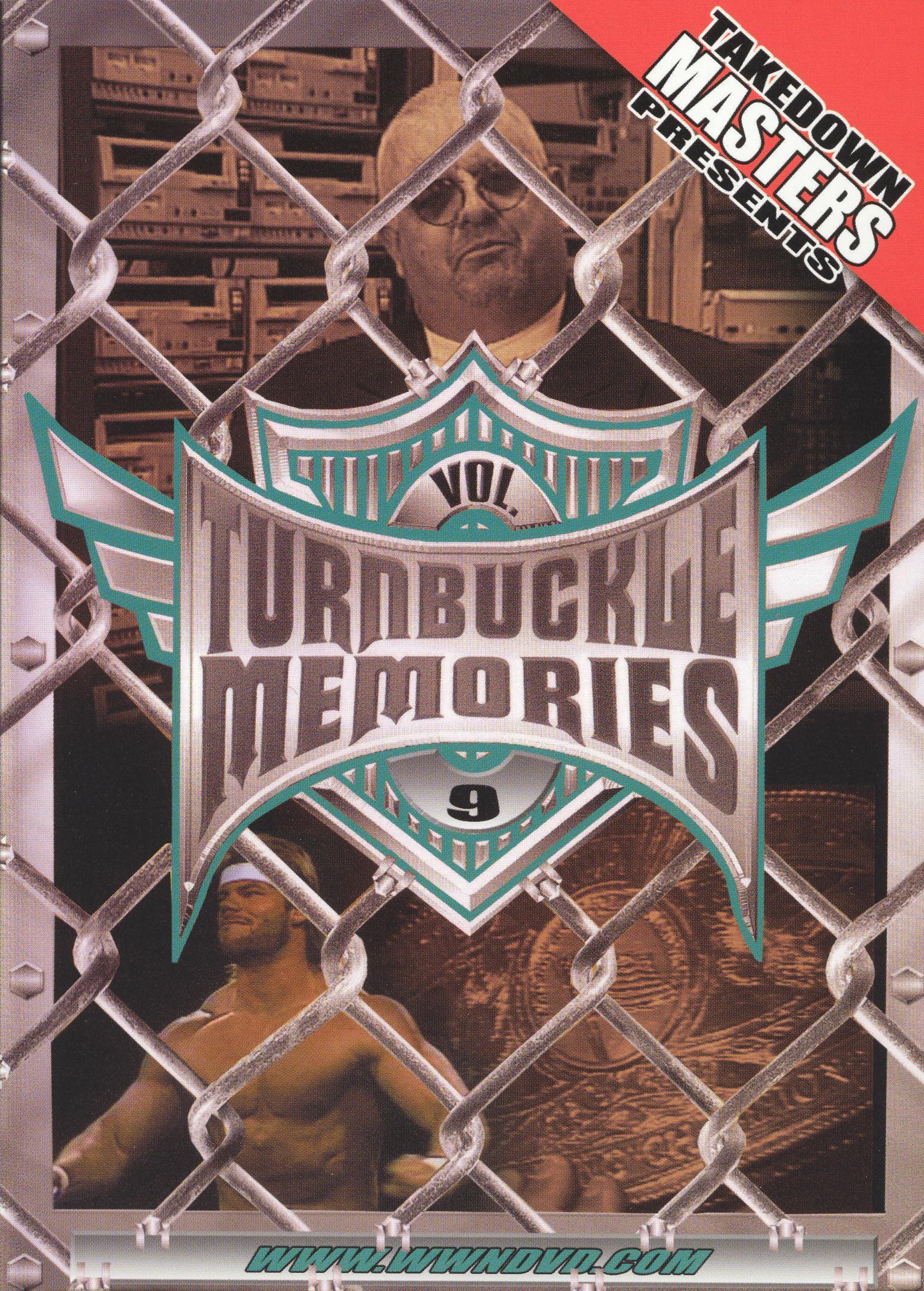 Takedown Masters: Turnbuckle Memories, Vol. 9