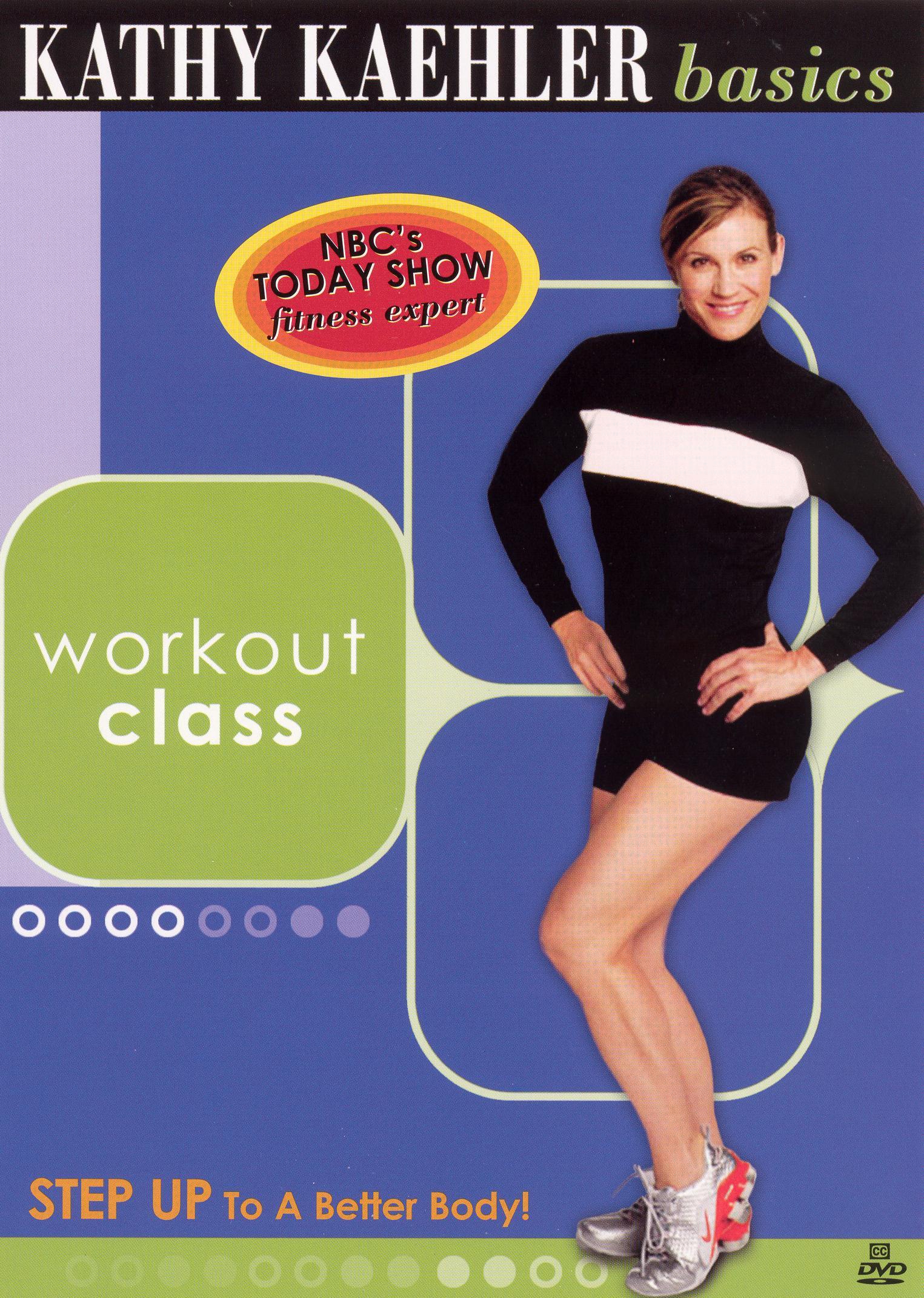 Kathy Kaehler Basics: Workout Class