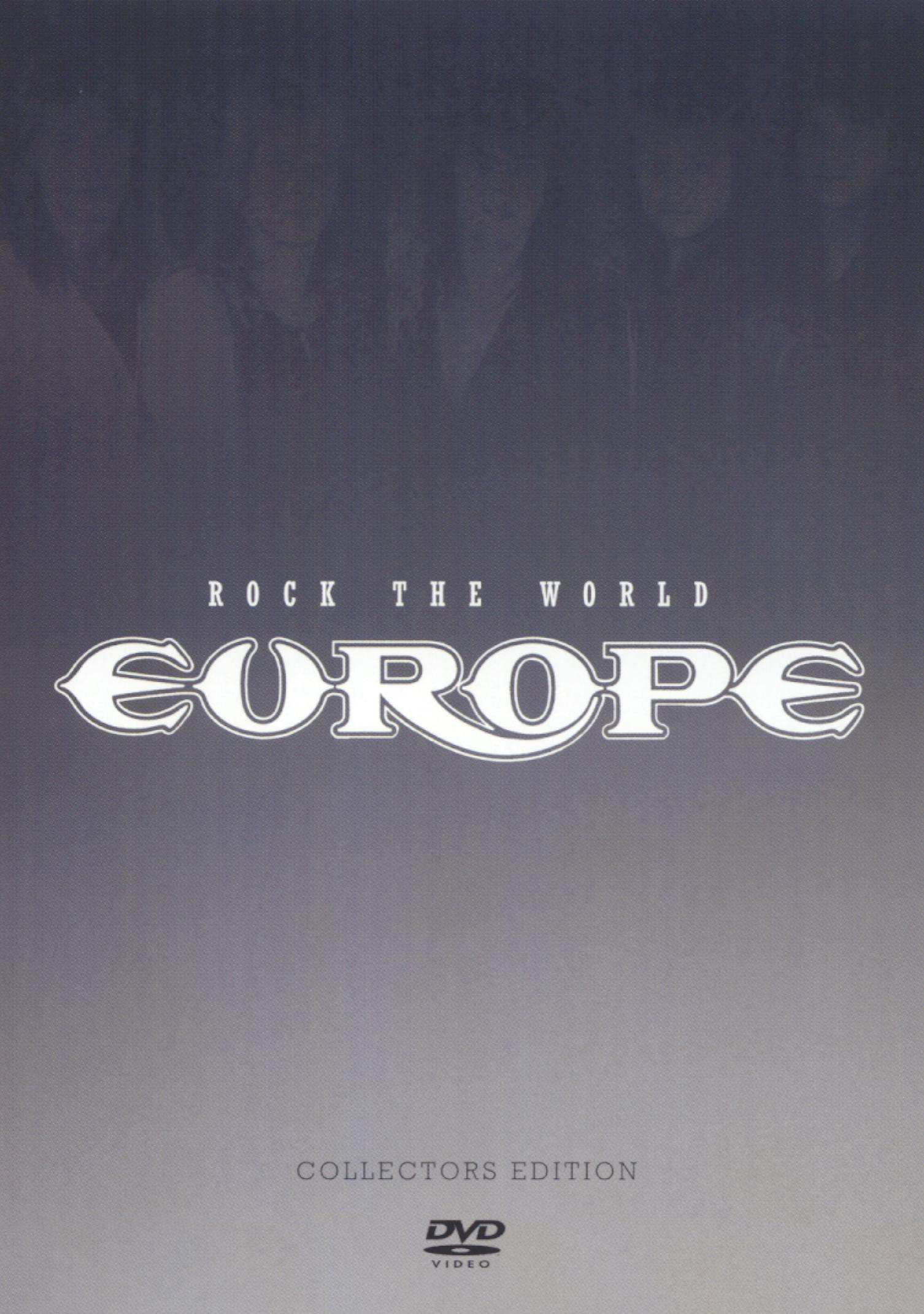 Europe: Rock the World