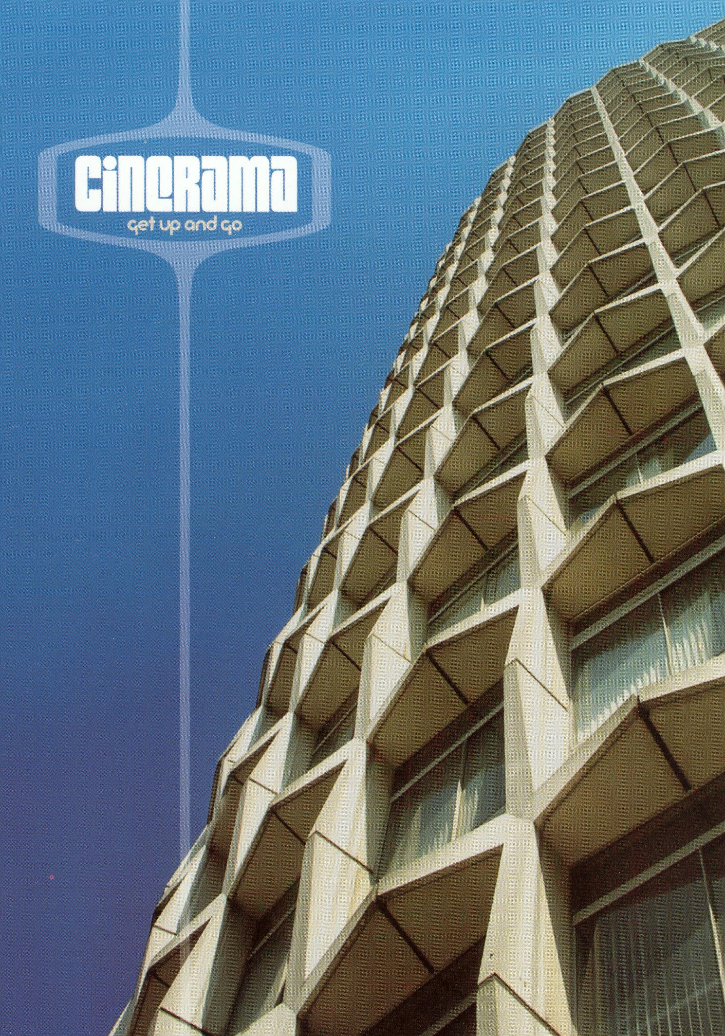 Cinerama: Get Up and Go