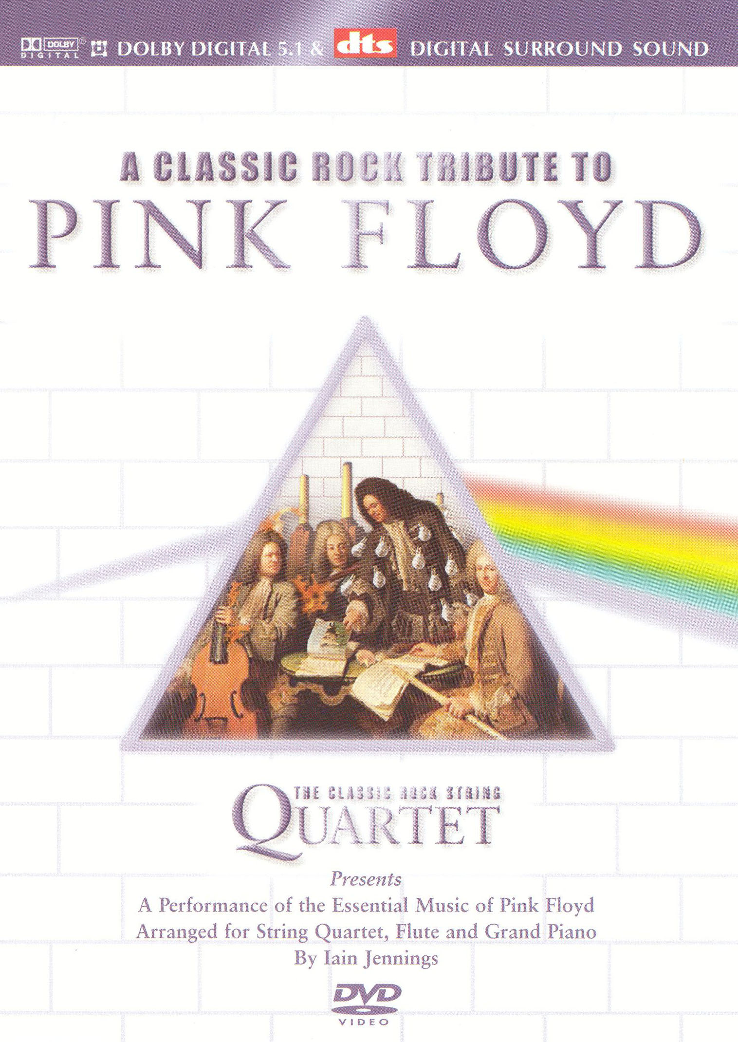 Classic Rock String Quartet: Tribute to Pink Floyd