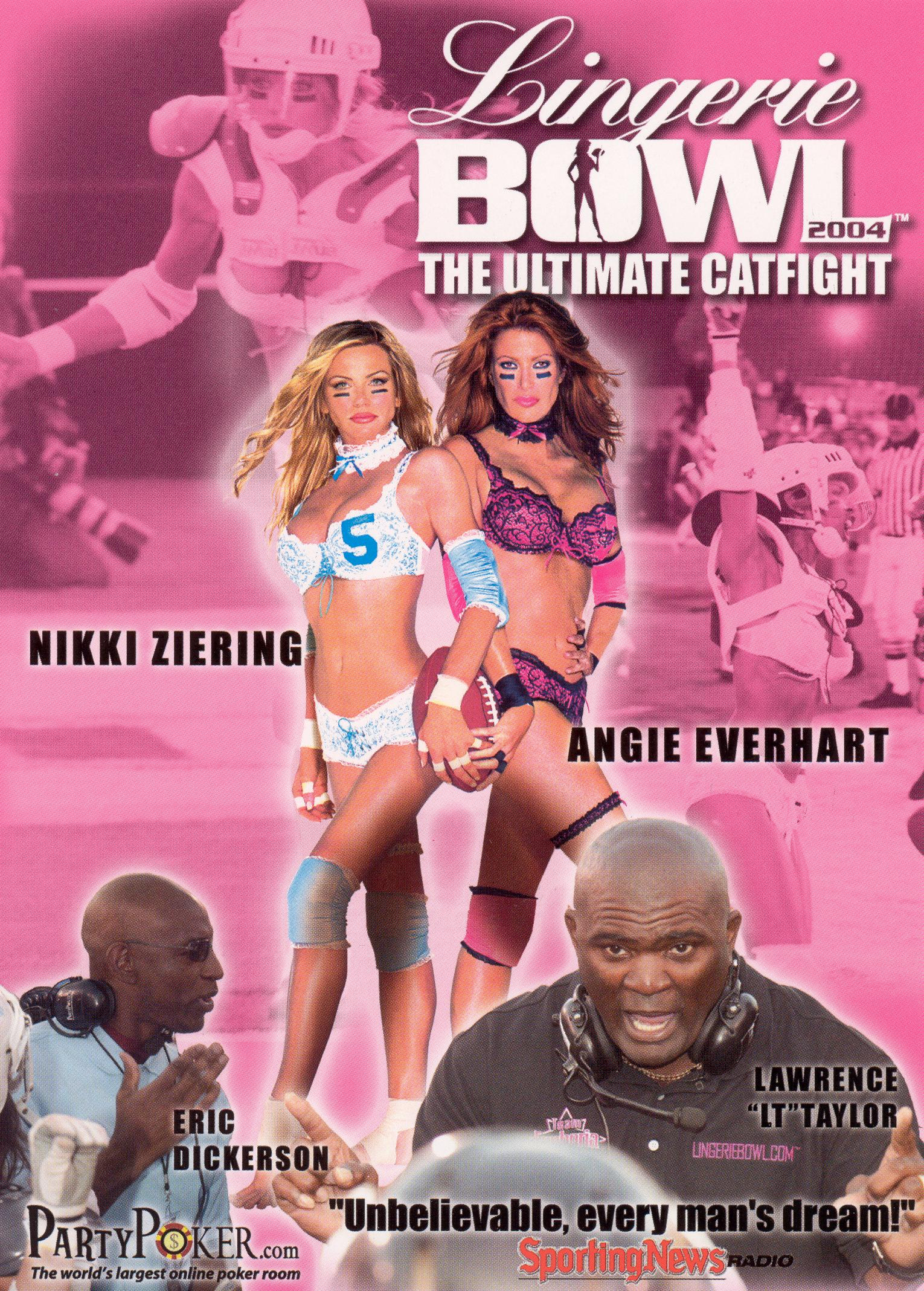 Lingerie Bowl 2004: The Ultimate Catfight