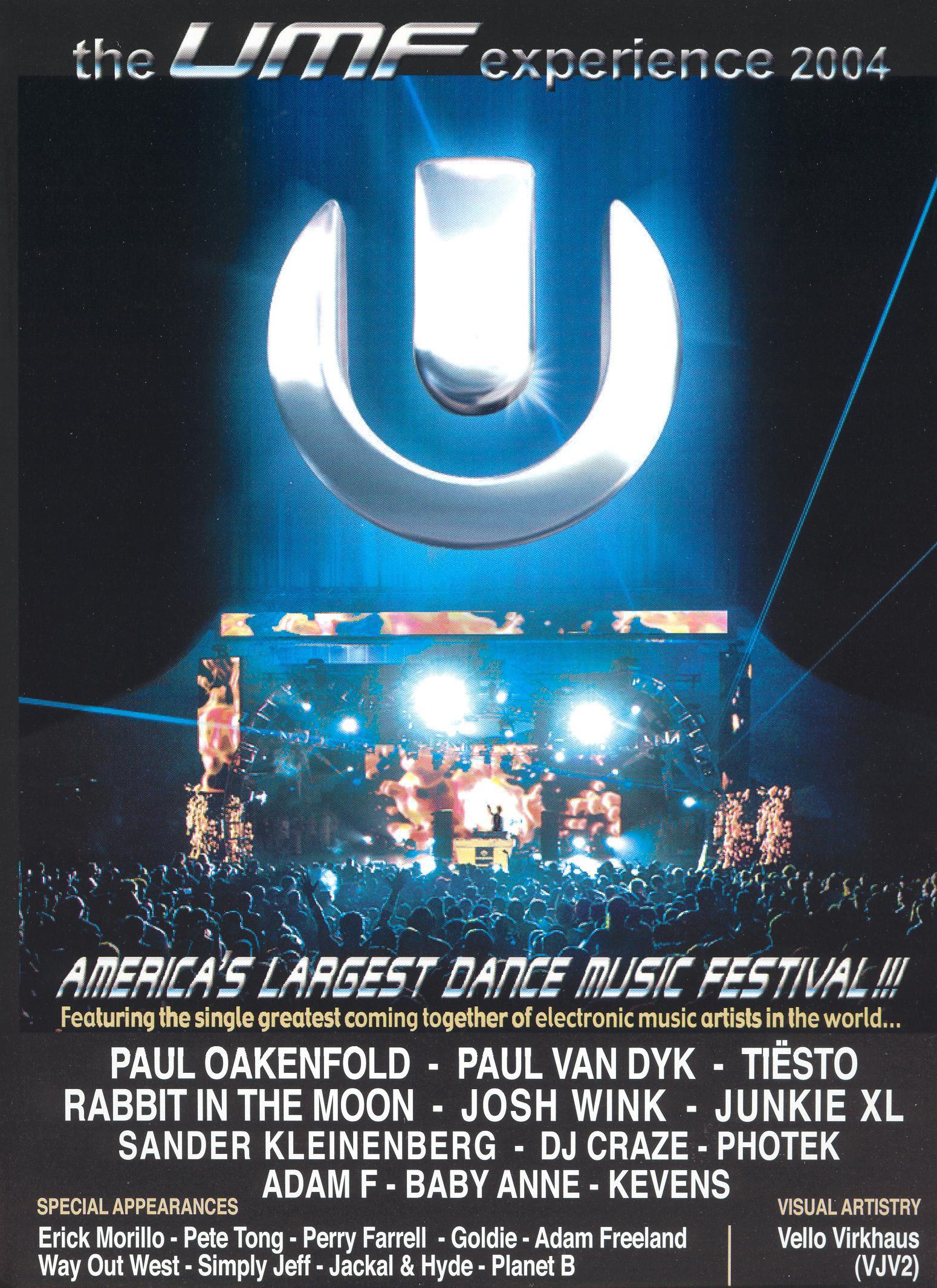 UMF Experience 2004