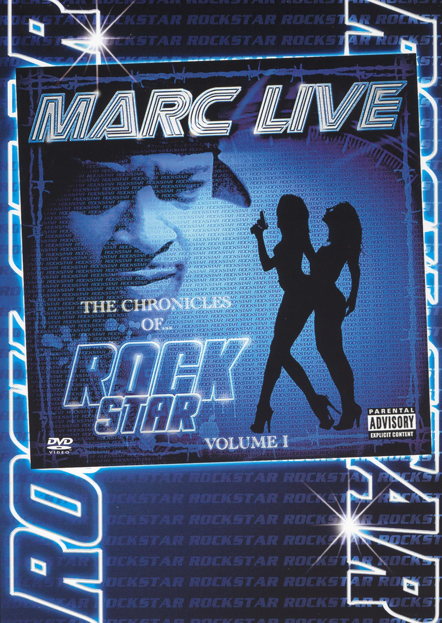 Marc Live: Chronicles of Rock Star, Vol. 1
