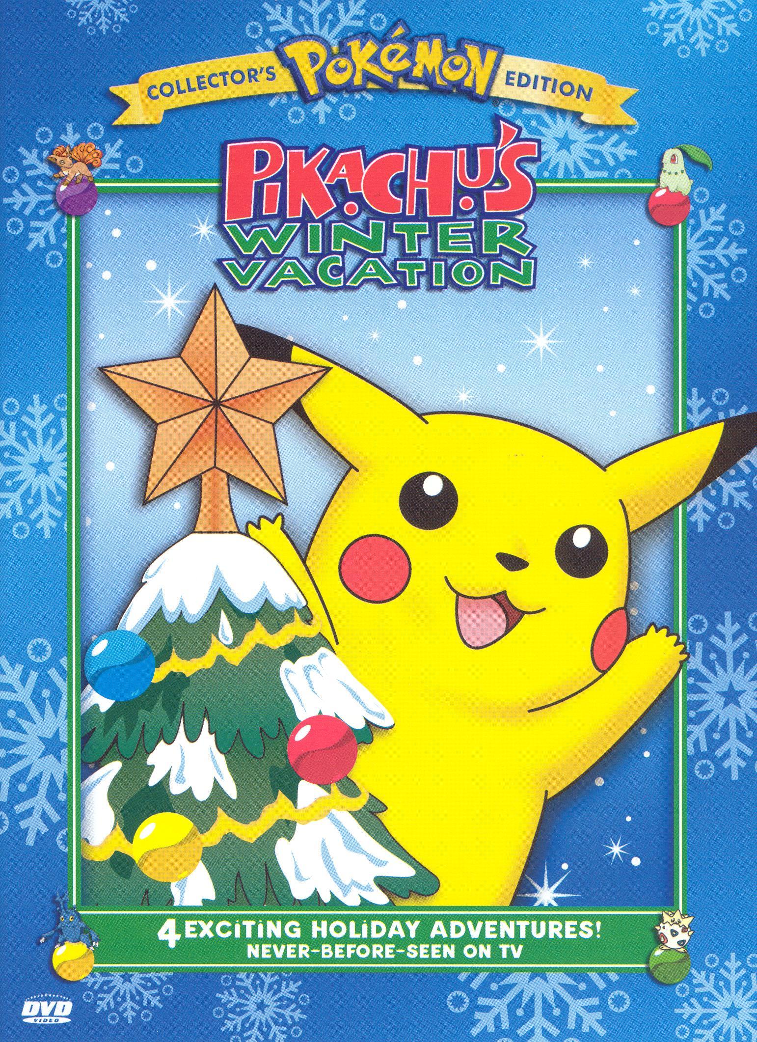 Pikachu's Winter Vacation