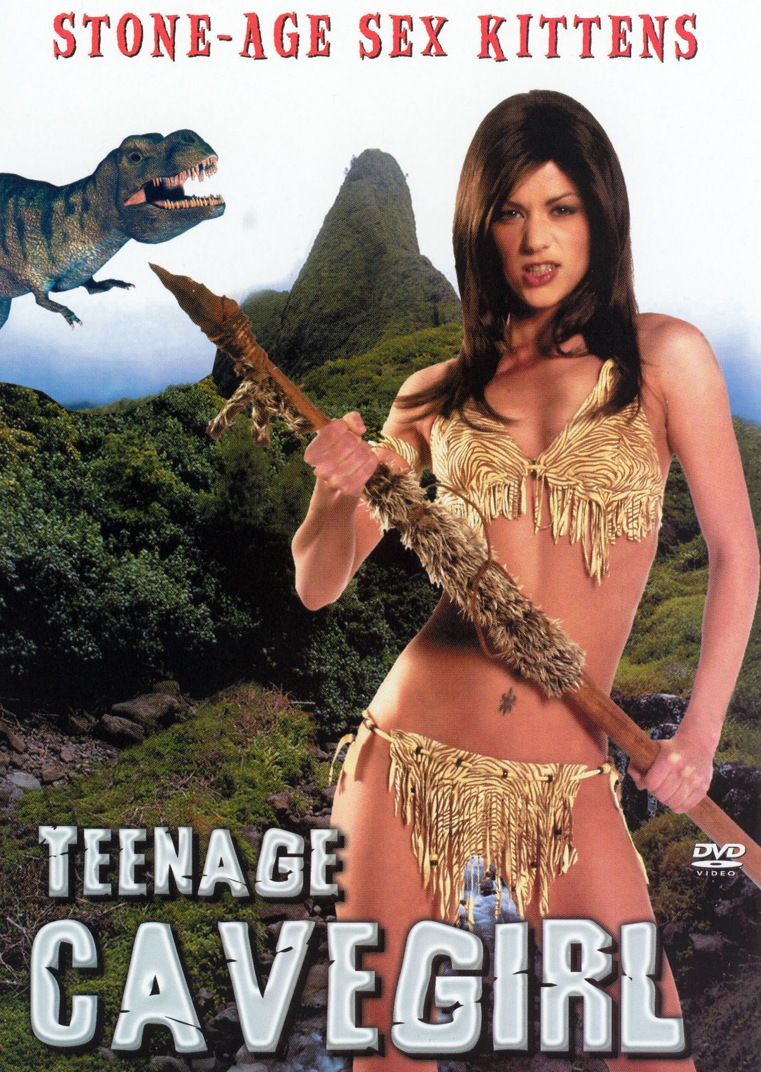 Teenage Cavegirl