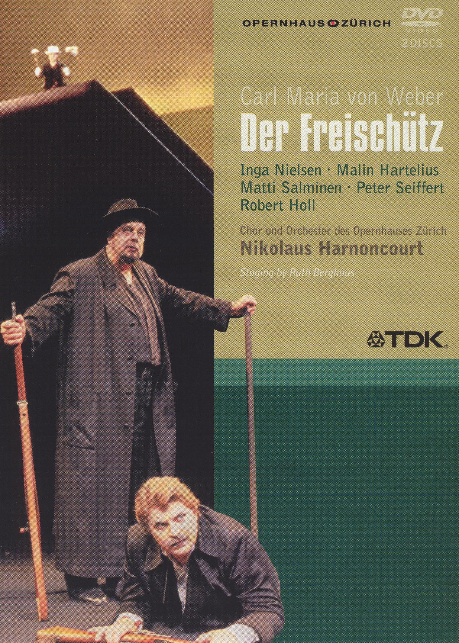 Der Freischutz (Opernhaus Zurich)