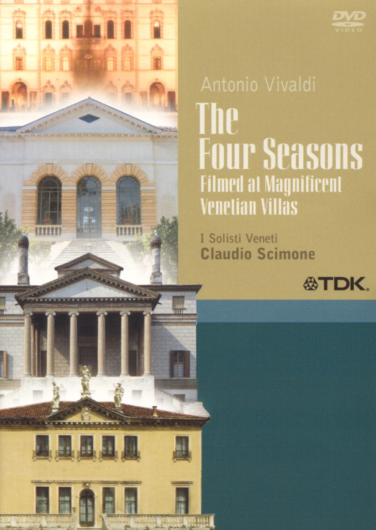 I Solisti Veneti/Claudio Scimone: The Four Seasons
