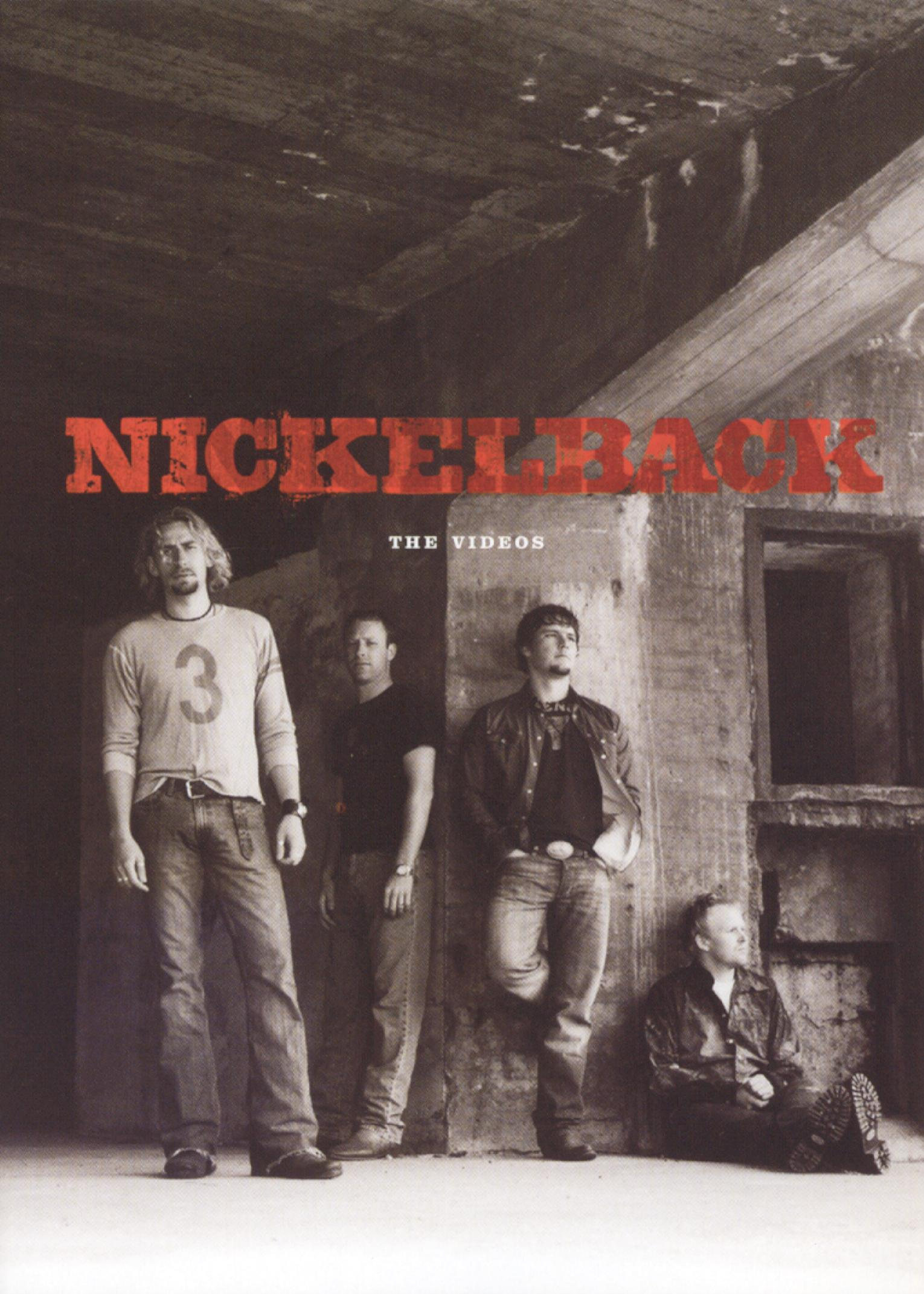Nickelback: The Videos