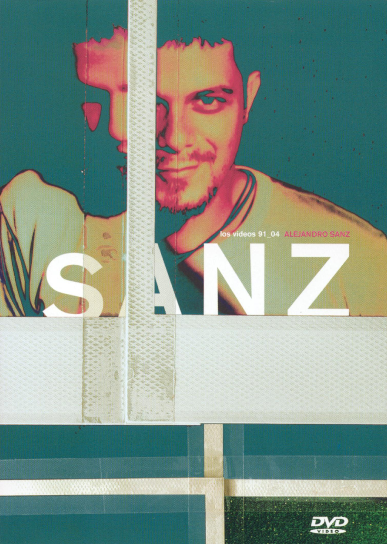 Alejandro Sanz: Grandes Exito - Los Videos 91-04