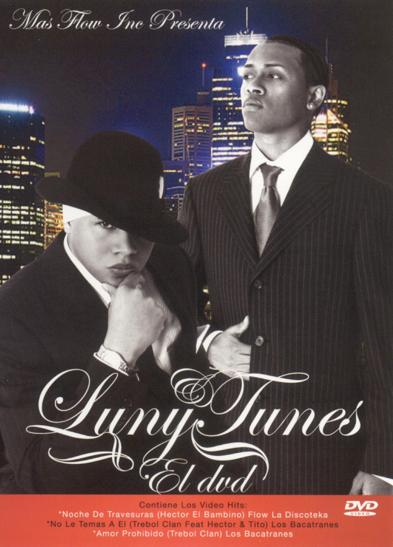 Luny Tunes: El DVD
