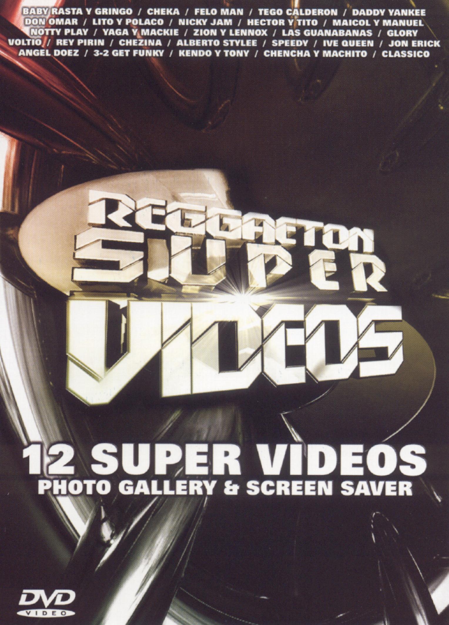 Reggaeton Super Videos
