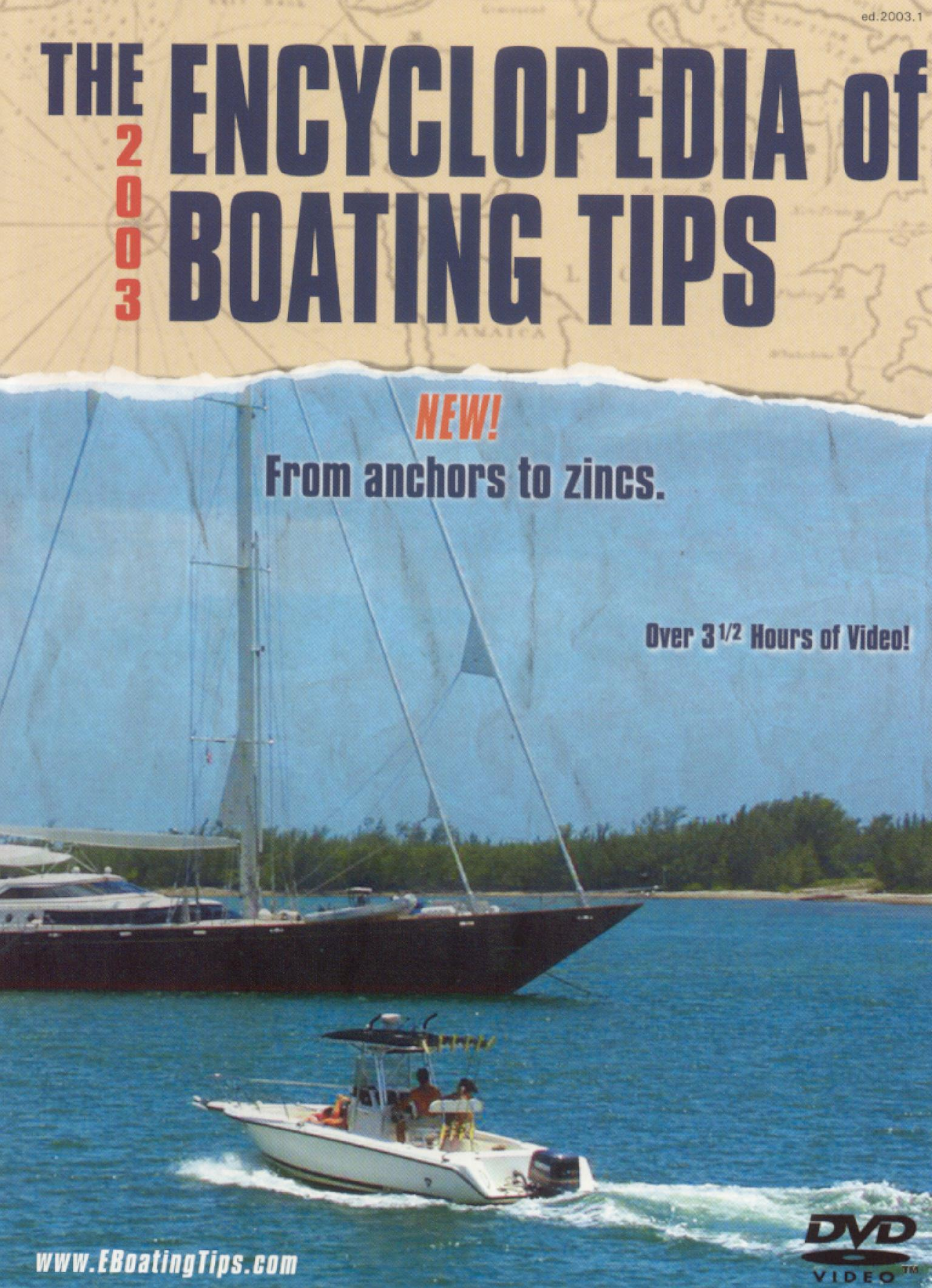 Encyclopedia of Boating Tips (2003)