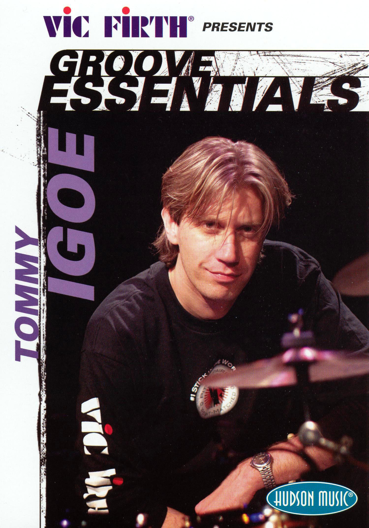 Groove Essentials: Tommy Igoe