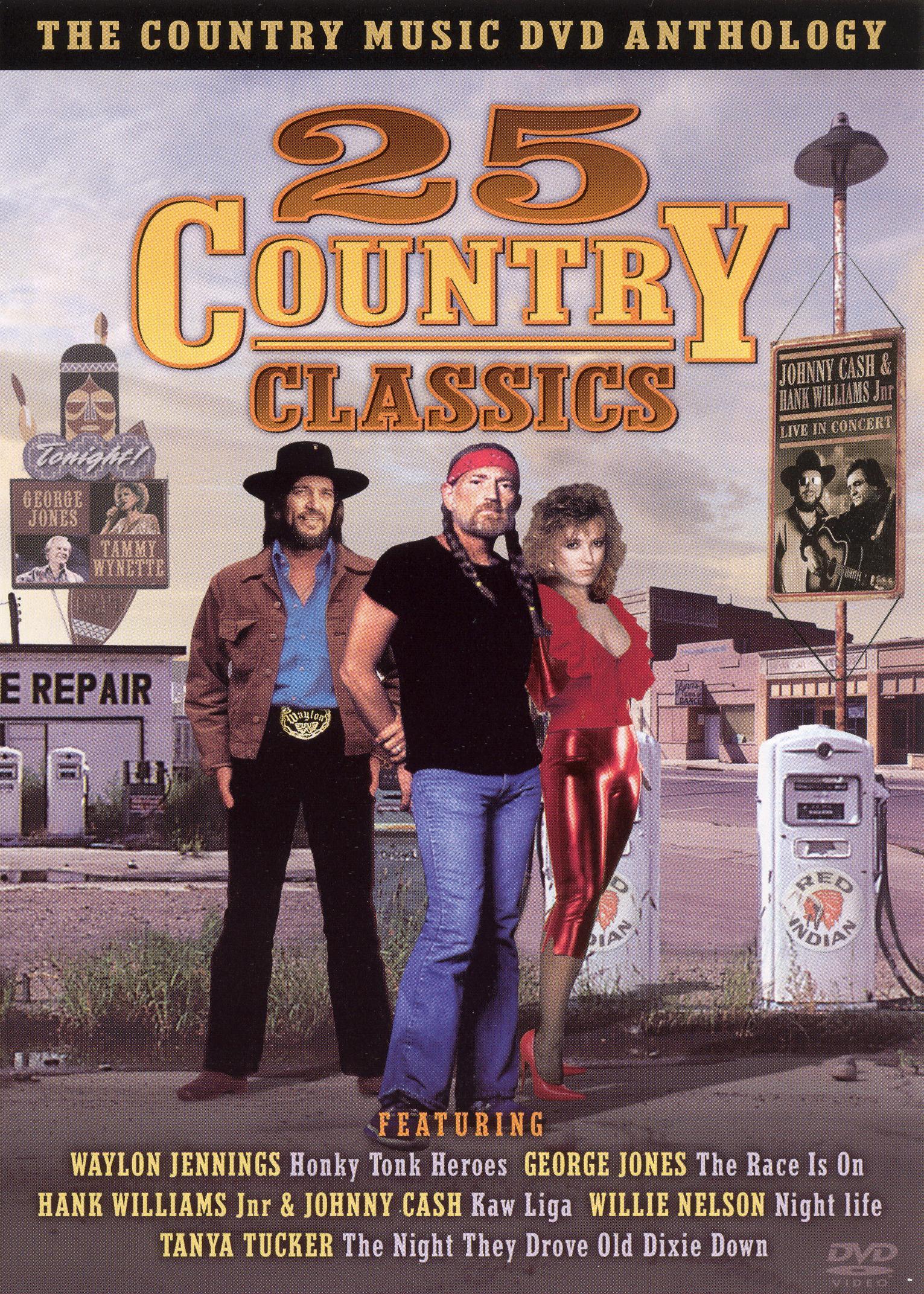 25 Country Classics
