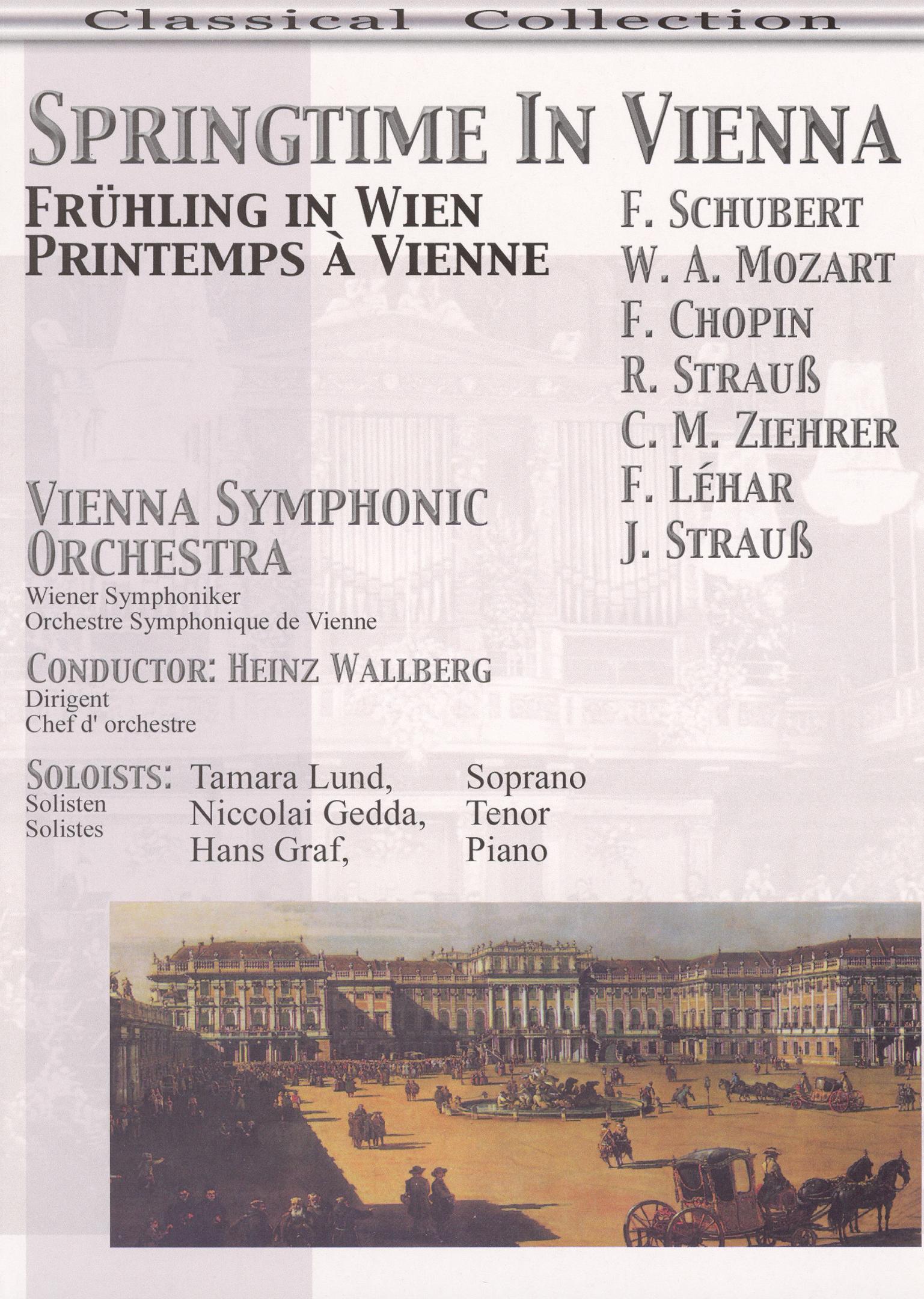 Highlights of Vienna Symphonies, Vol. 1