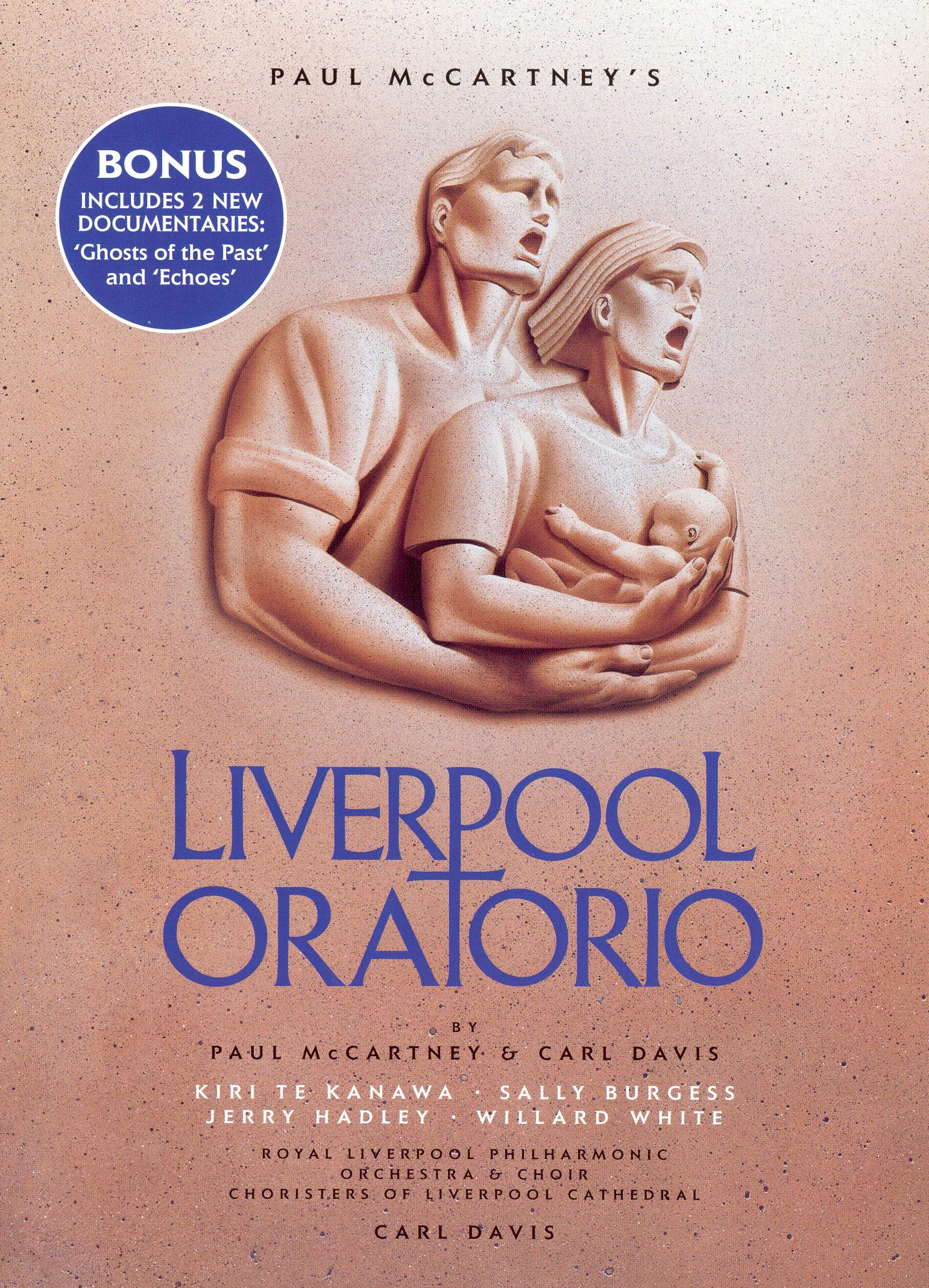 Paul McCartney: Liverpool Oratorio